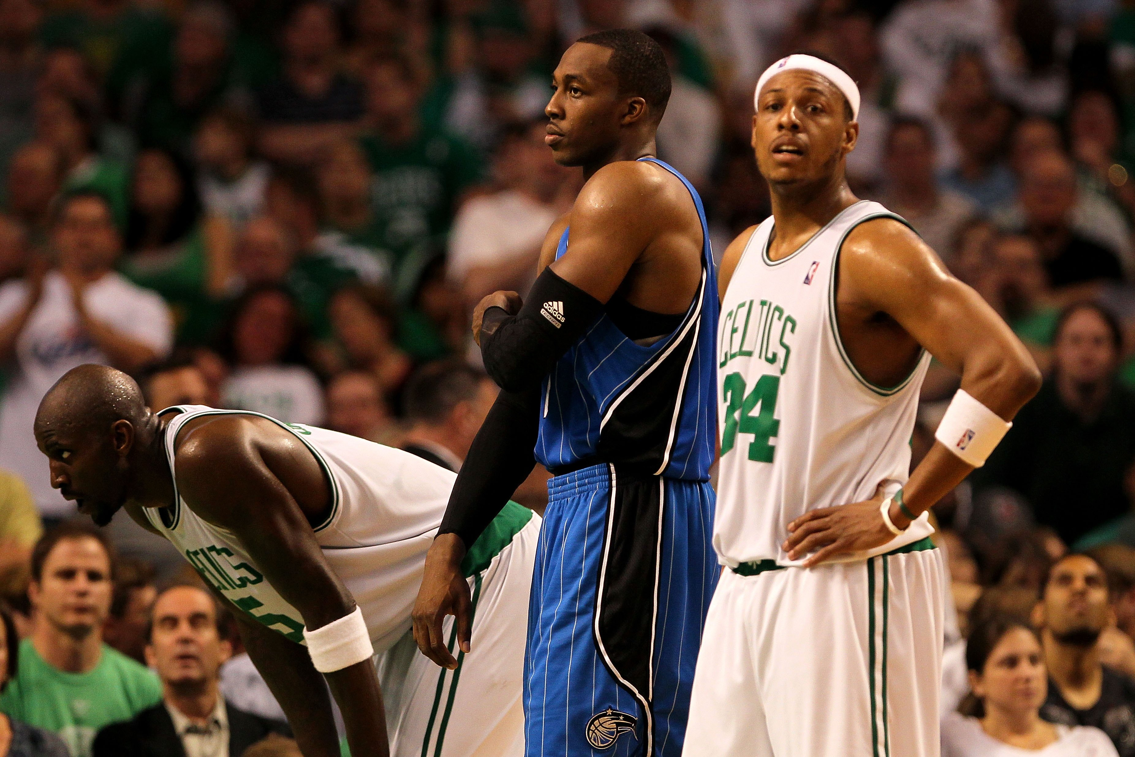 Dwight Howard is going to need a big game in order to stop the Boston Celtics