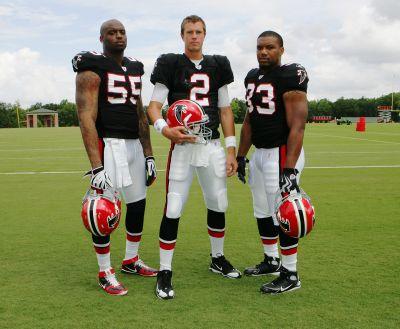Atlanta Falcons: Uniform History