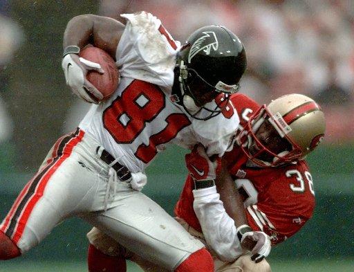 new product 05bd9 17262 Atlanta Falcons: Uniform History | Bleacher Report | Latest ...