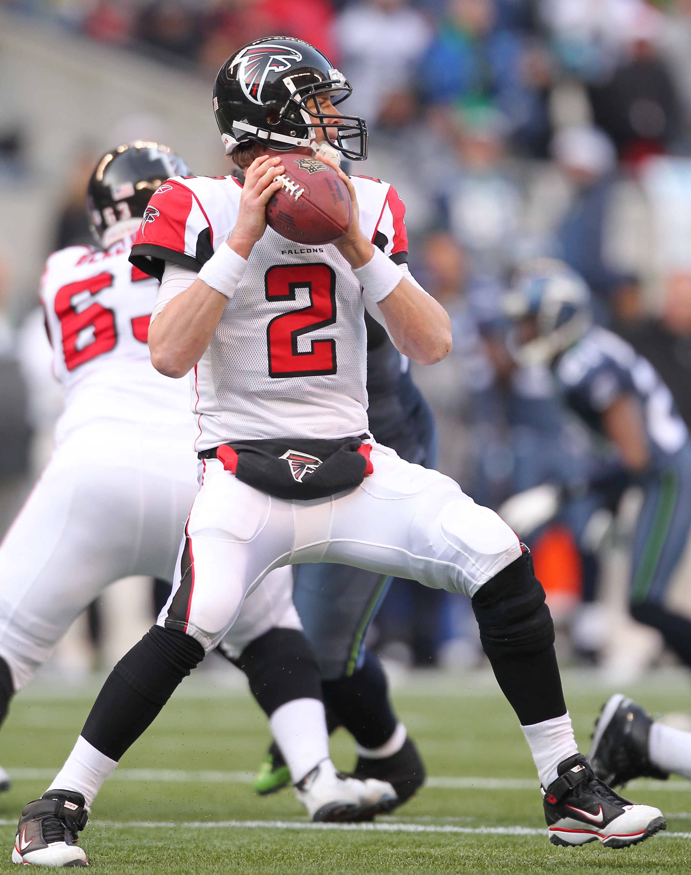 Matt Ryan has been the key that has driven this Atlanta Falcons methodical offense