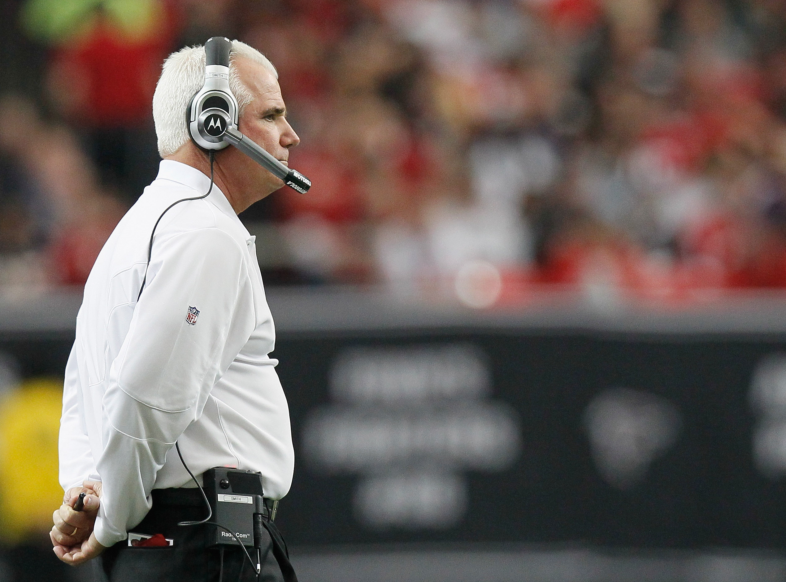 Mike Smith has put faith in his offense, which isnt hard to do considering their 11-13 fourth down conversion rate