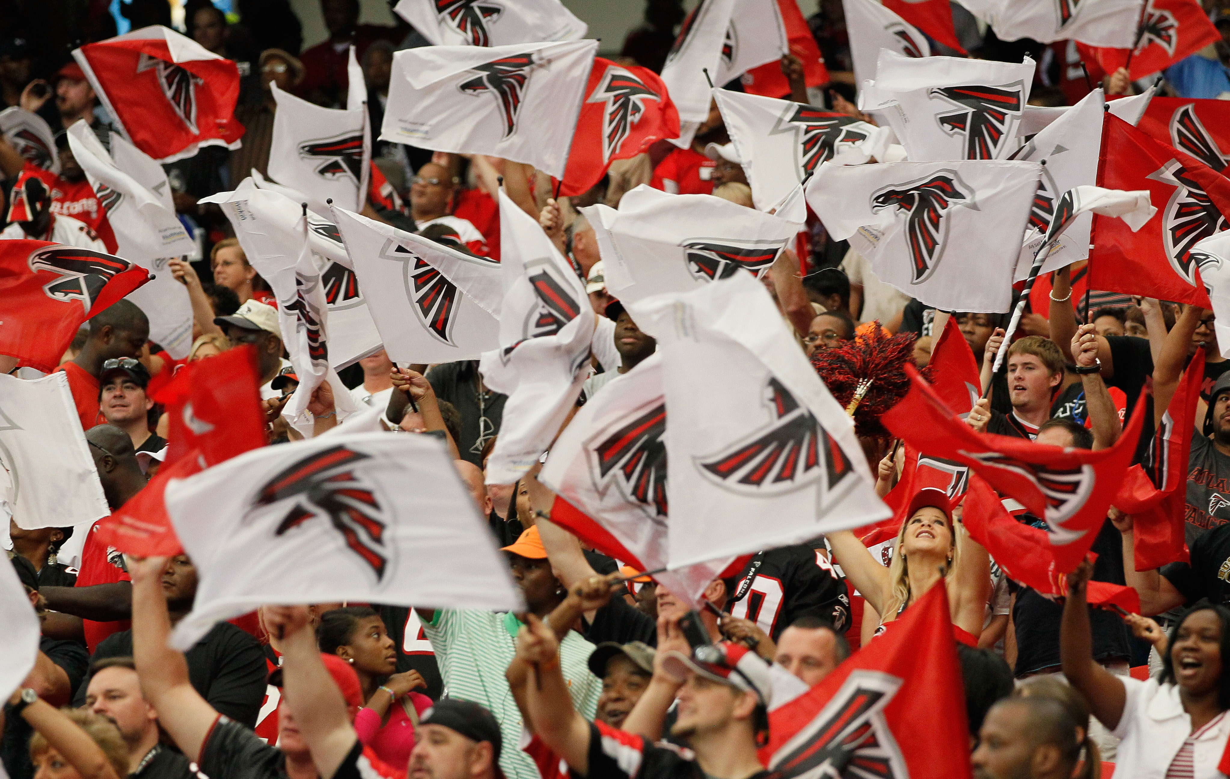 """Falcons Fans and the Georgia Dome will need to """"Rise Up"""""""