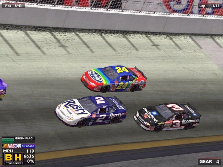 Nascar Racing Games >> The Top 15 Nascar Video Games Of All Time Bleacher Report Latest