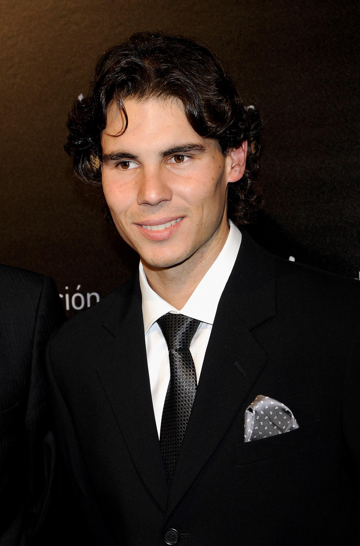 MADRID, SPAIN - DECEMBER 22:  Rafael Nadal attends 'Rafa Nadal Foundation' Charity Gala at Cibeles Palace on December 22, 2010 in Madrid, Spain.  (Photo by Carlos Alvarez/Getty Images)