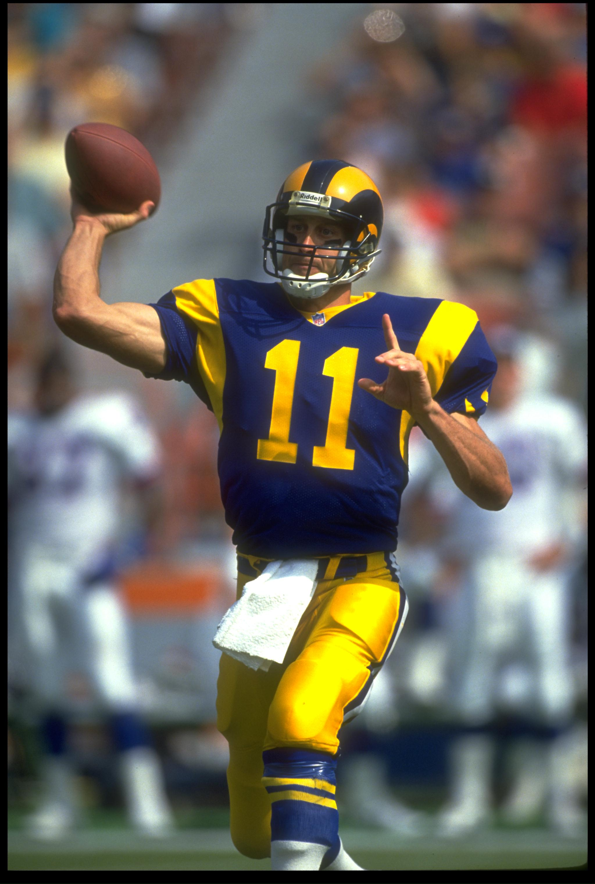 NFL History: The Top 25 Quarterbacks To Have Never Won a ...