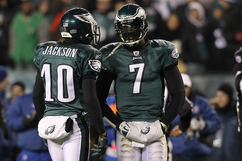 a982f0ab Philadelphia Eagles: Does Michael Vick or DeSean Jackson Deserve the MVP?