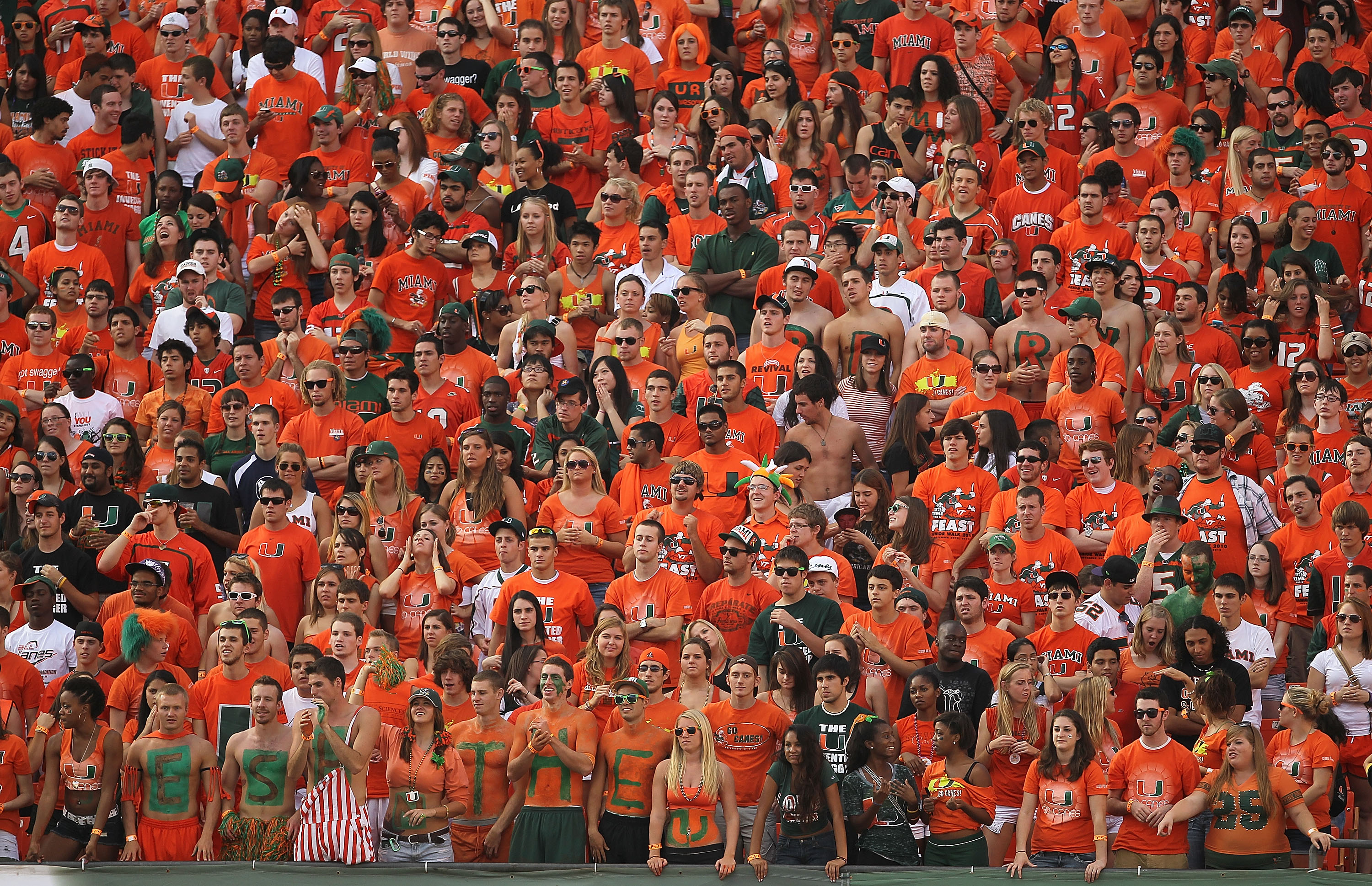Miami Football 10 New Year S Resolutions For The Miami