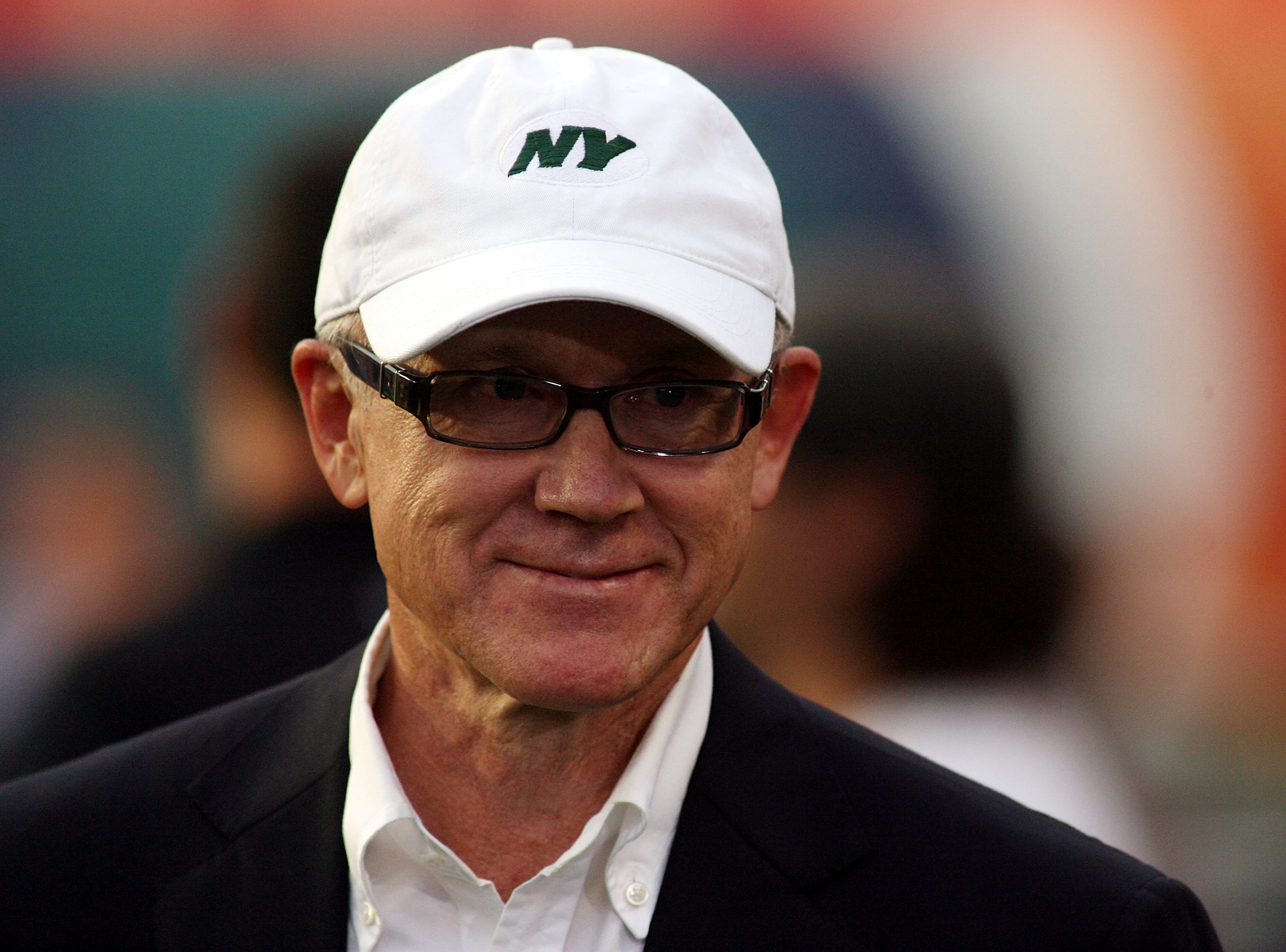 Jets' owner Woody Johnson