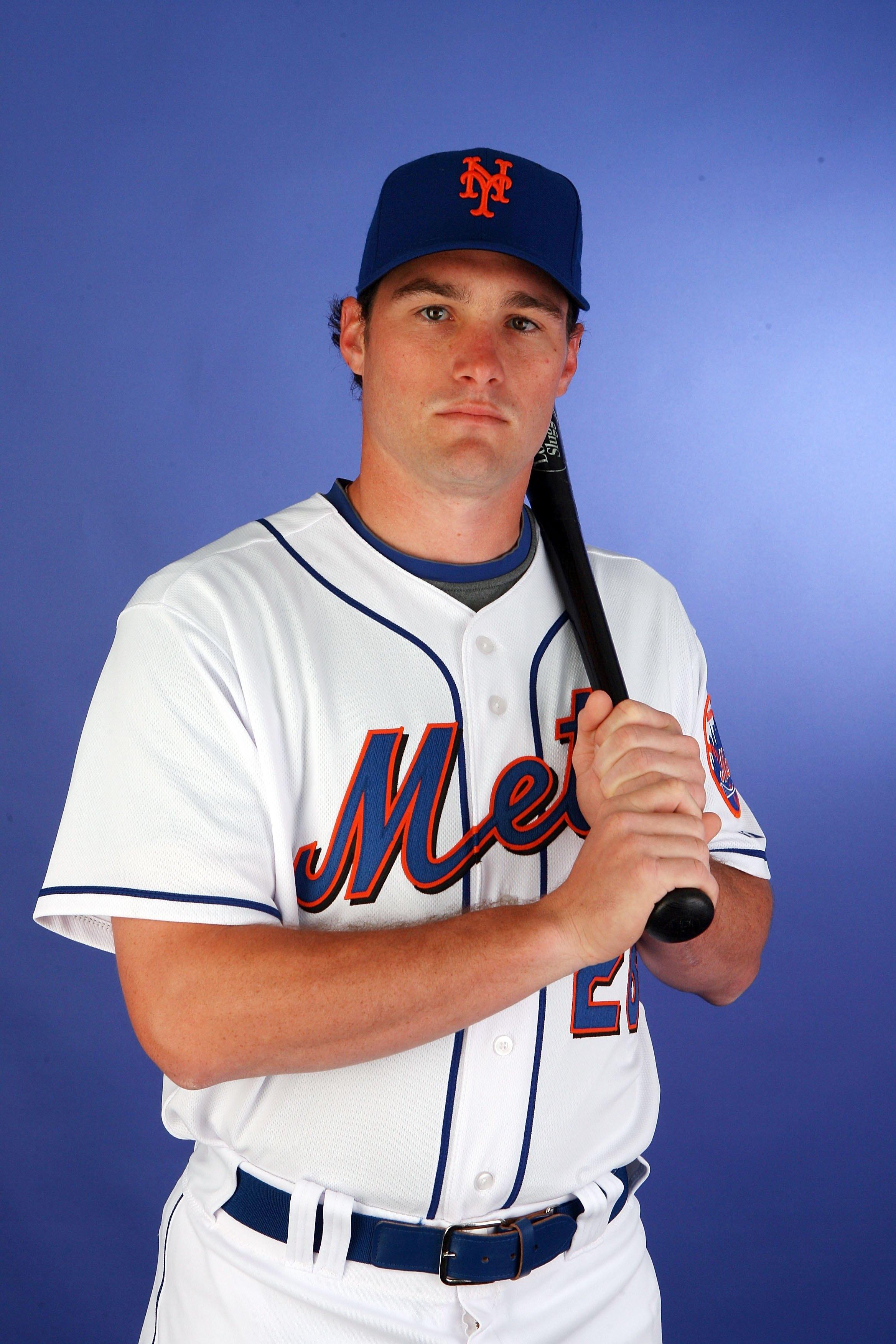 official photos e23aa aa30f Daniel Murphy's Role on the 2011 New York Mets | Bleacher ...