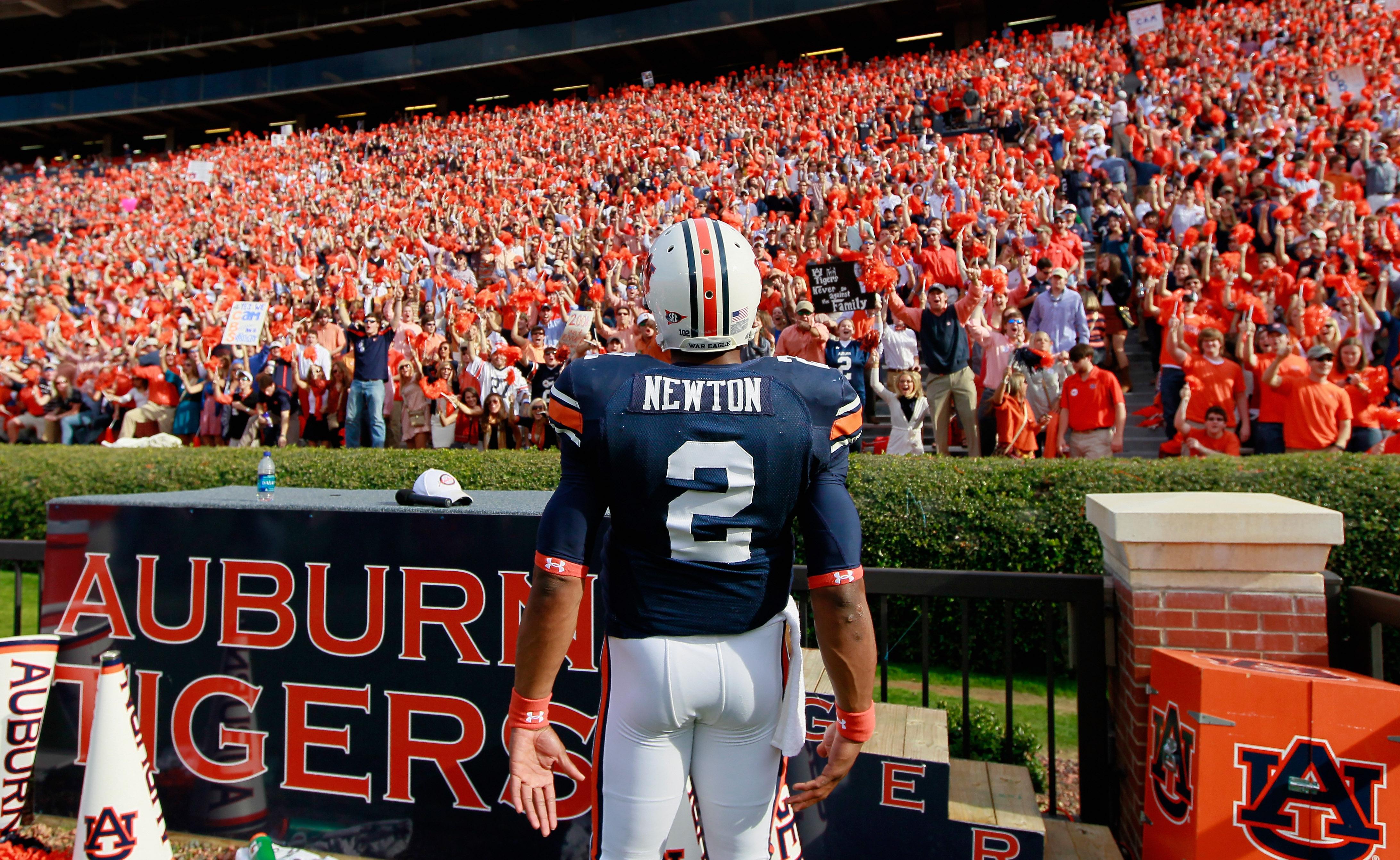 0a0cb47a5 NFL Mock Draft  Cam Newton