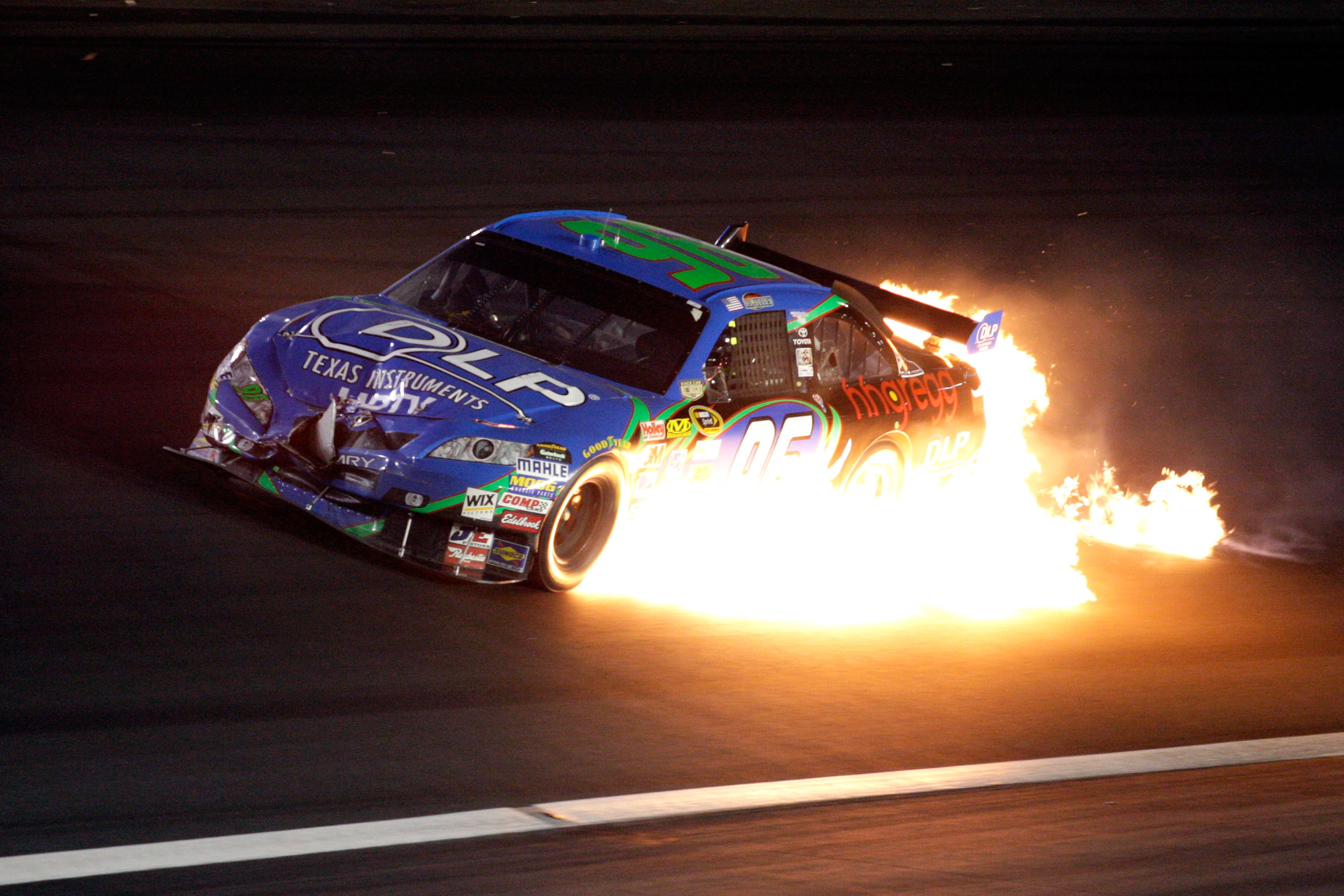 nascar the 20 most dangerous drivers in cup history bleacher report latest news videos and. Black Bedroom Furniture Sets. Home Design Ideas