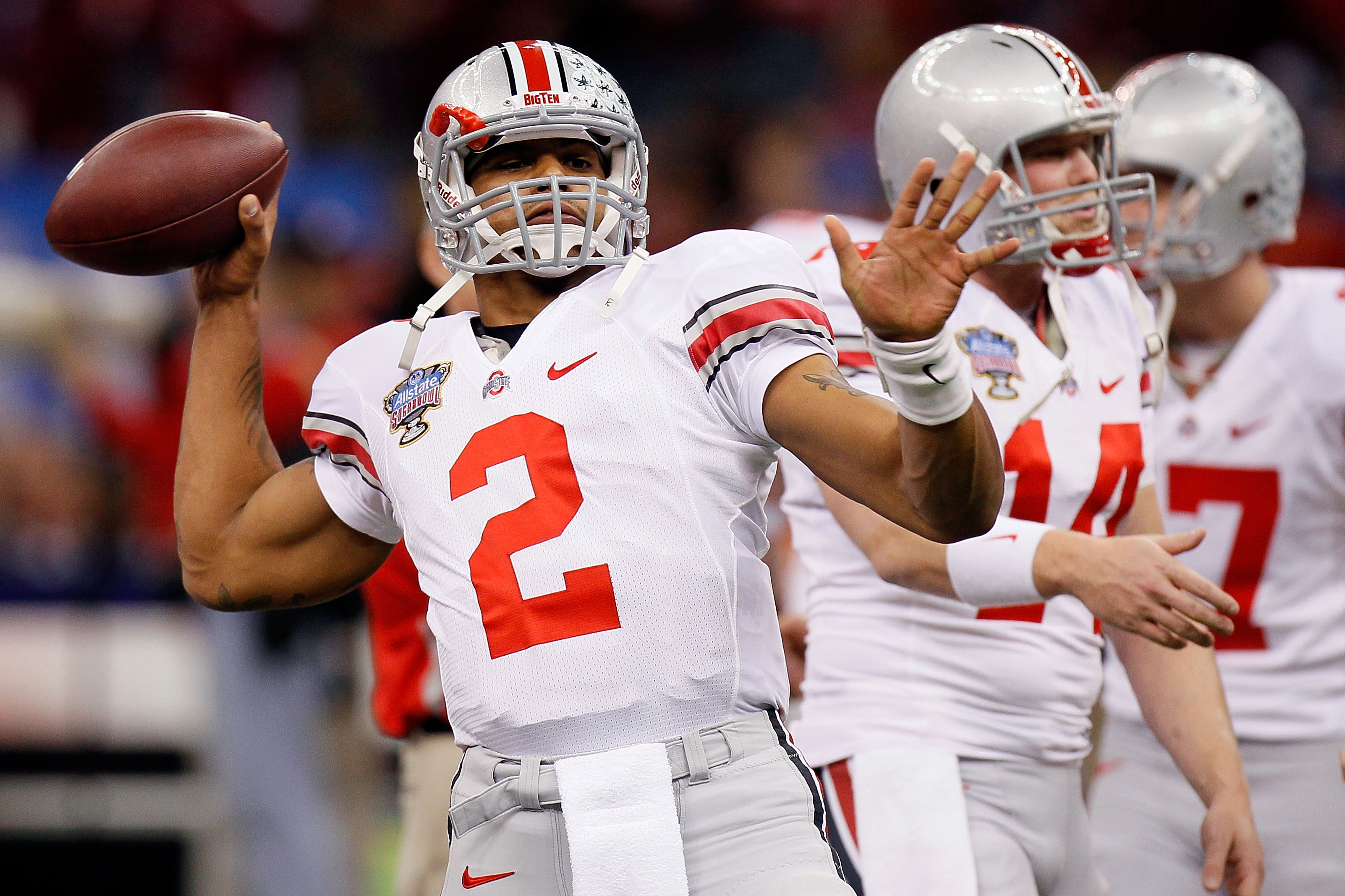 NFL Draft 2011: 10 Reasons Why Terrelle Pryor Should Stay at Ohio State    Bleacher Report   Latest News, Videos and Highlights