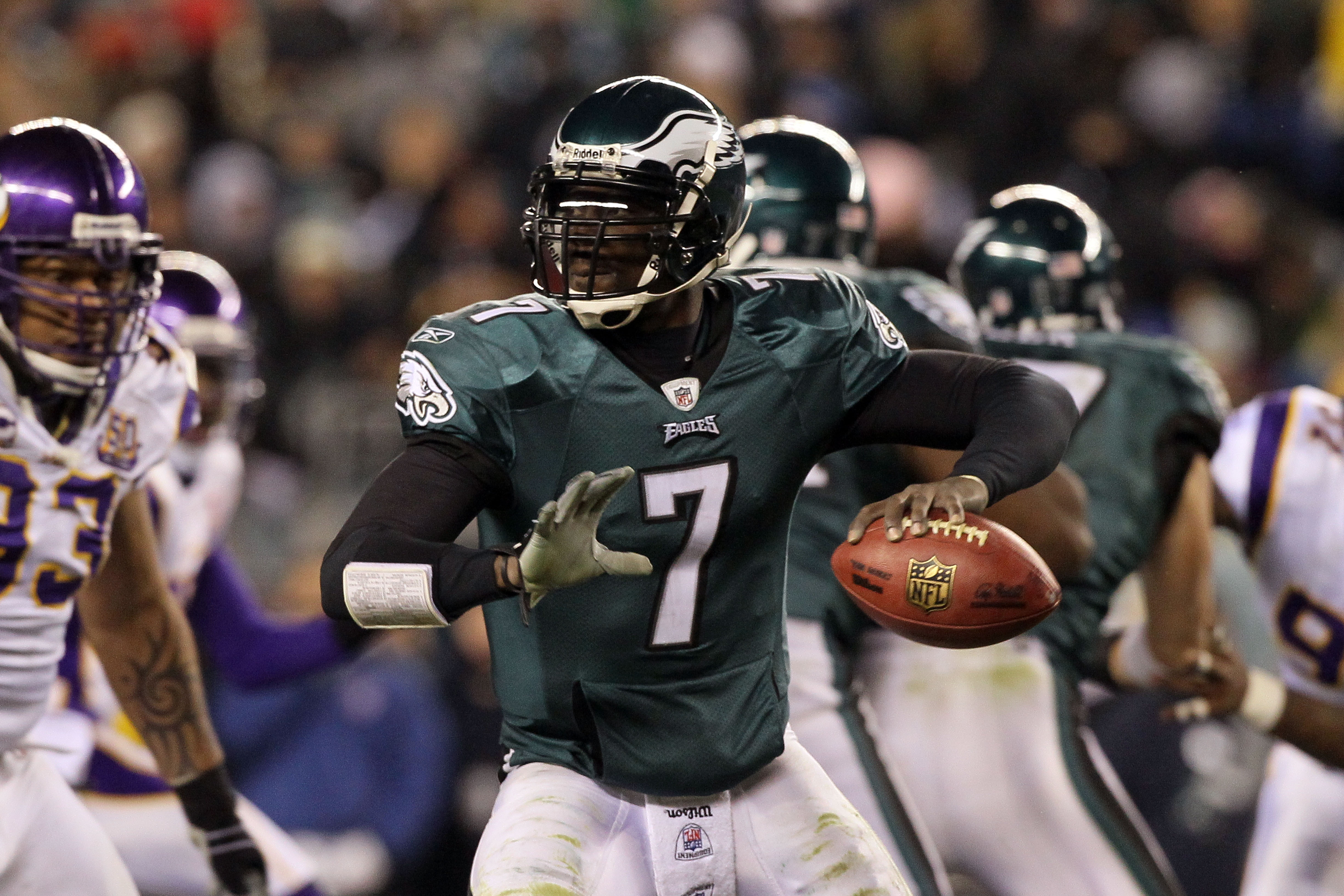 Michael Vick emerged this year as one of the best fantasy quarterbacks in the game.