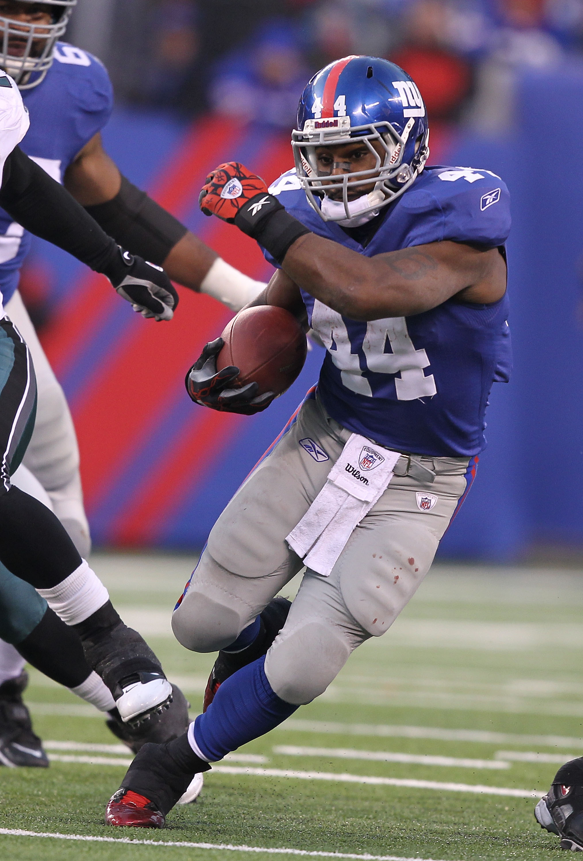 NFL Free Agency 2011: Top 10 Destinations for Ahmad Bradshaw ...