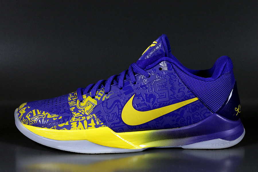 new style 5a1d6 7c069 Nike Zoom Kobe V  Ring Ceremony
