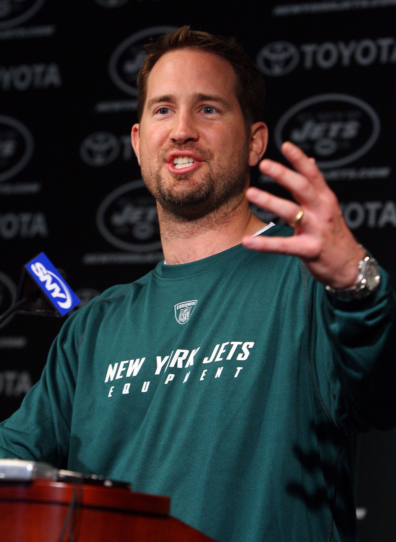 New York Jets Offensive Coordinator, Brian Schottenheimer