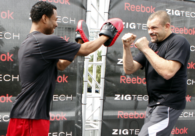 """UFC Legend Chuck """"The Iceman"""" Liddell"""