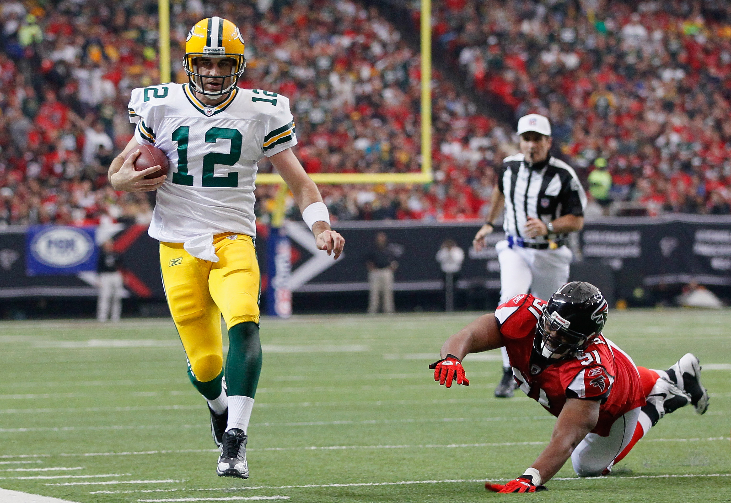 NFL Playoffs: Breaking Down Green Bay Packers vs. Atlanta Falcons, Round 2    Bleacher Report   Latest News, Videos and Highlights