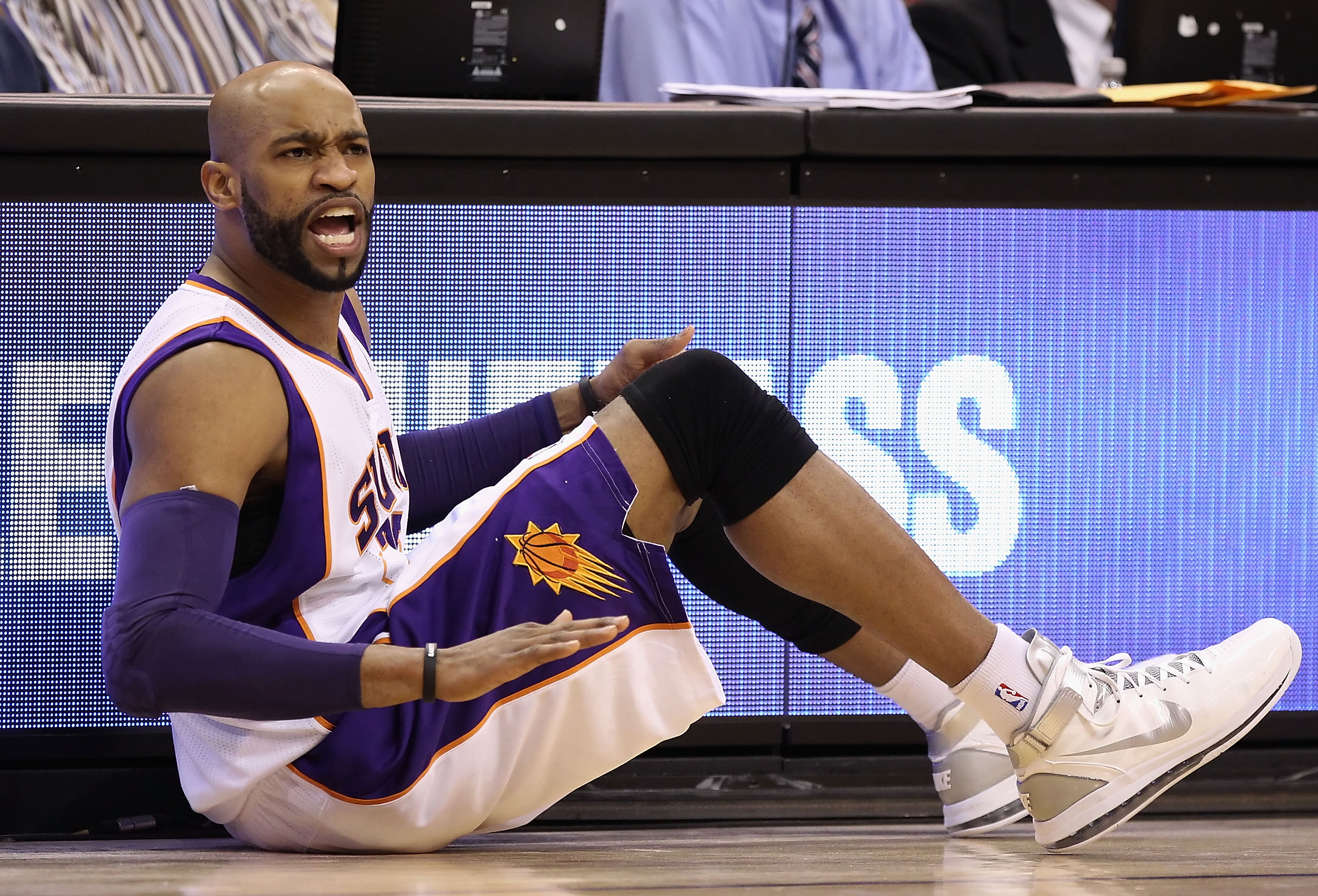 Vinsanity isn't happy with the decision