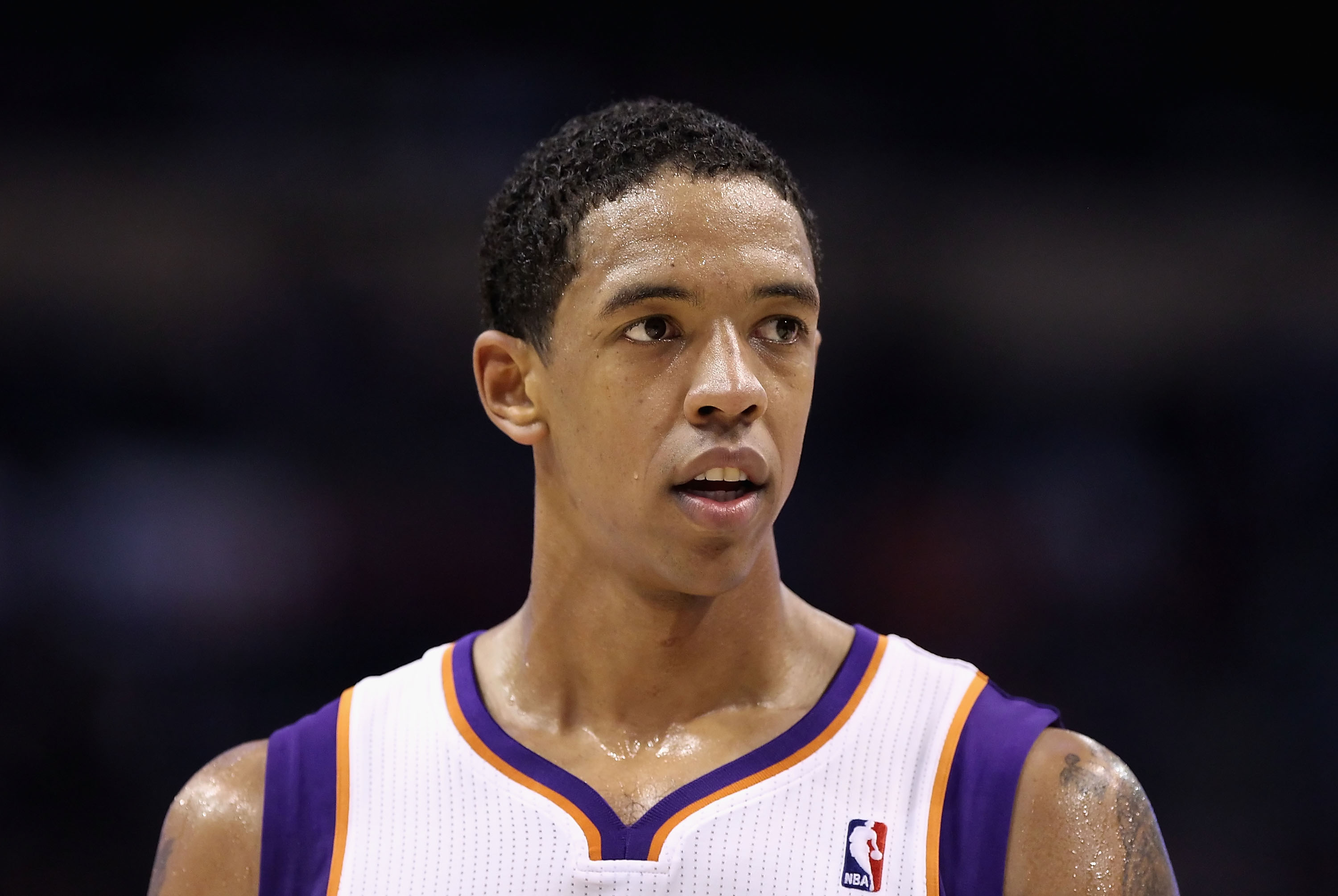 PHOENIX - DECEMBER 15:  Channing Frye #8 of the Phoenix Suns during the NBA game against the Minnesota Timberwolves at US Airways Center on December 15, 2010 in Phoenix, Arizona.  The Suns defeated the Timberwolves 128-122.  NOTE TO USER: User expressly a