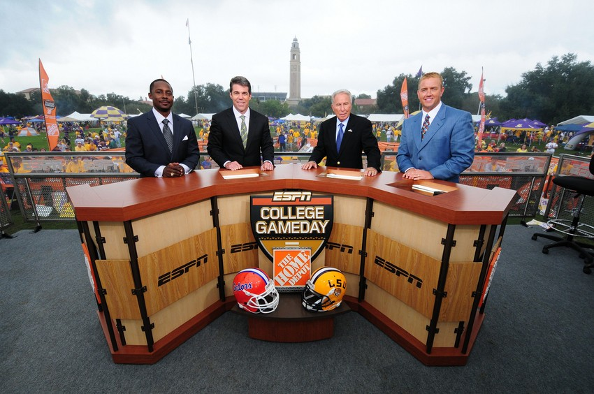 USA TODAY Sports went allaccess with the wildly popular college football show