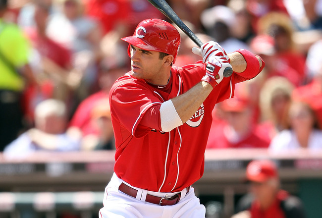 Image result for joey votto reds