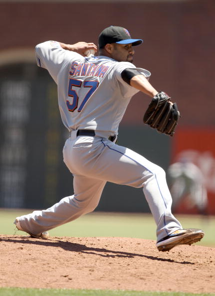 Johan Santana (when healthy) is still among best starting pitchers in the NL.
