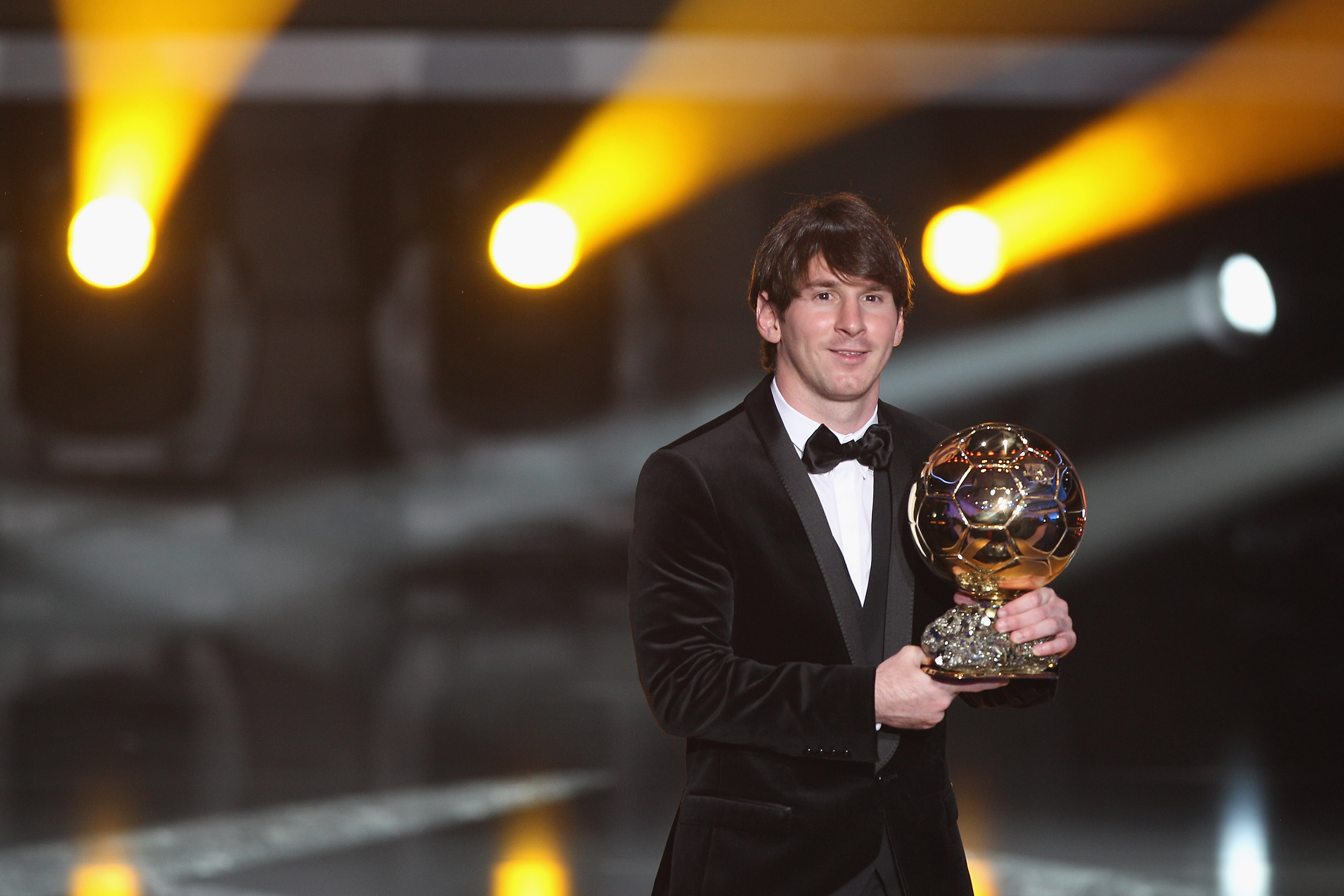 A third Ballon d'Or will be guaranteed if Messi and Argentina can win the Copa America this year