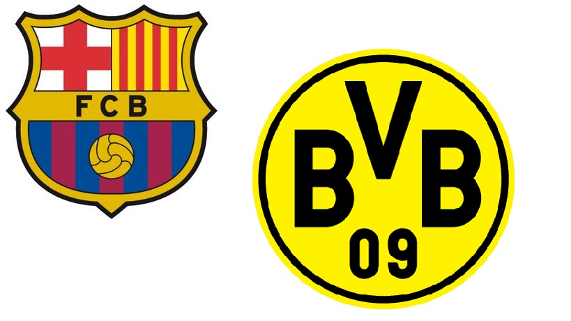 Borusia Dortmund Vs Barcelona Comparing The Best Two Teams In Europe Bleacher Report Latest News Videos And Highlights