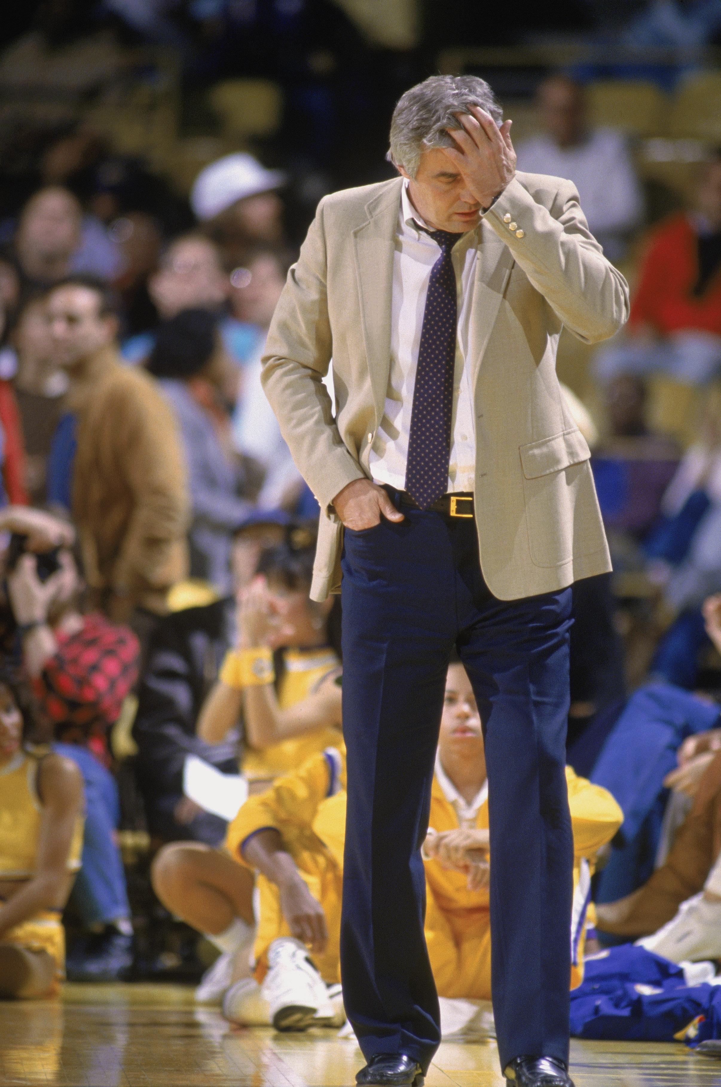 Doug Moe: Denver Nuggets Coach 80-81 through 90-91