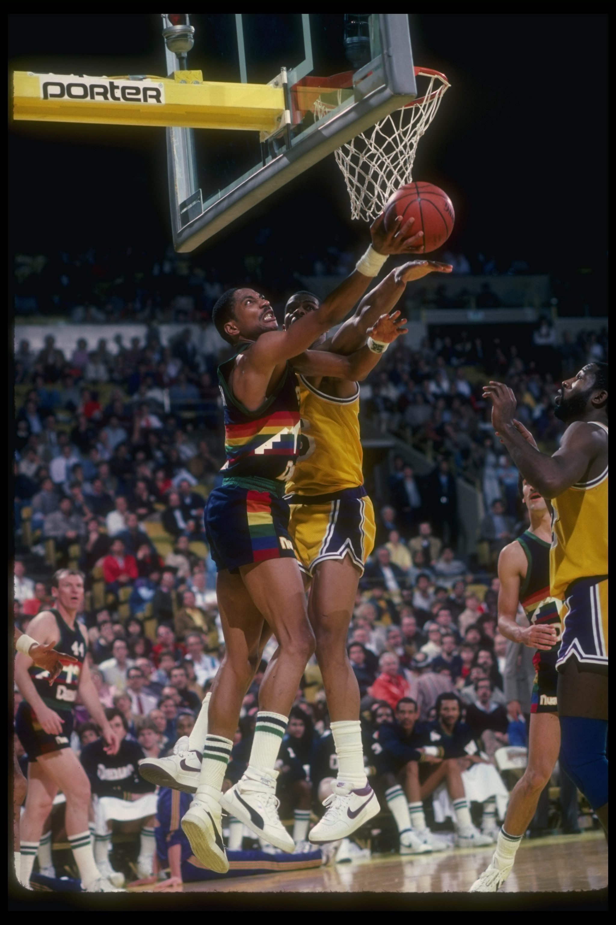 Alex English: The Prototype Player doe the Run and Gun System