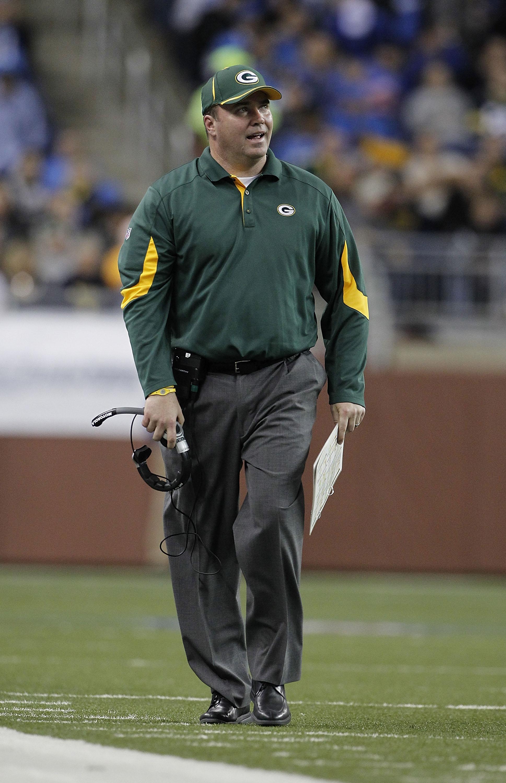 Green Bay coach Mike McCarthy