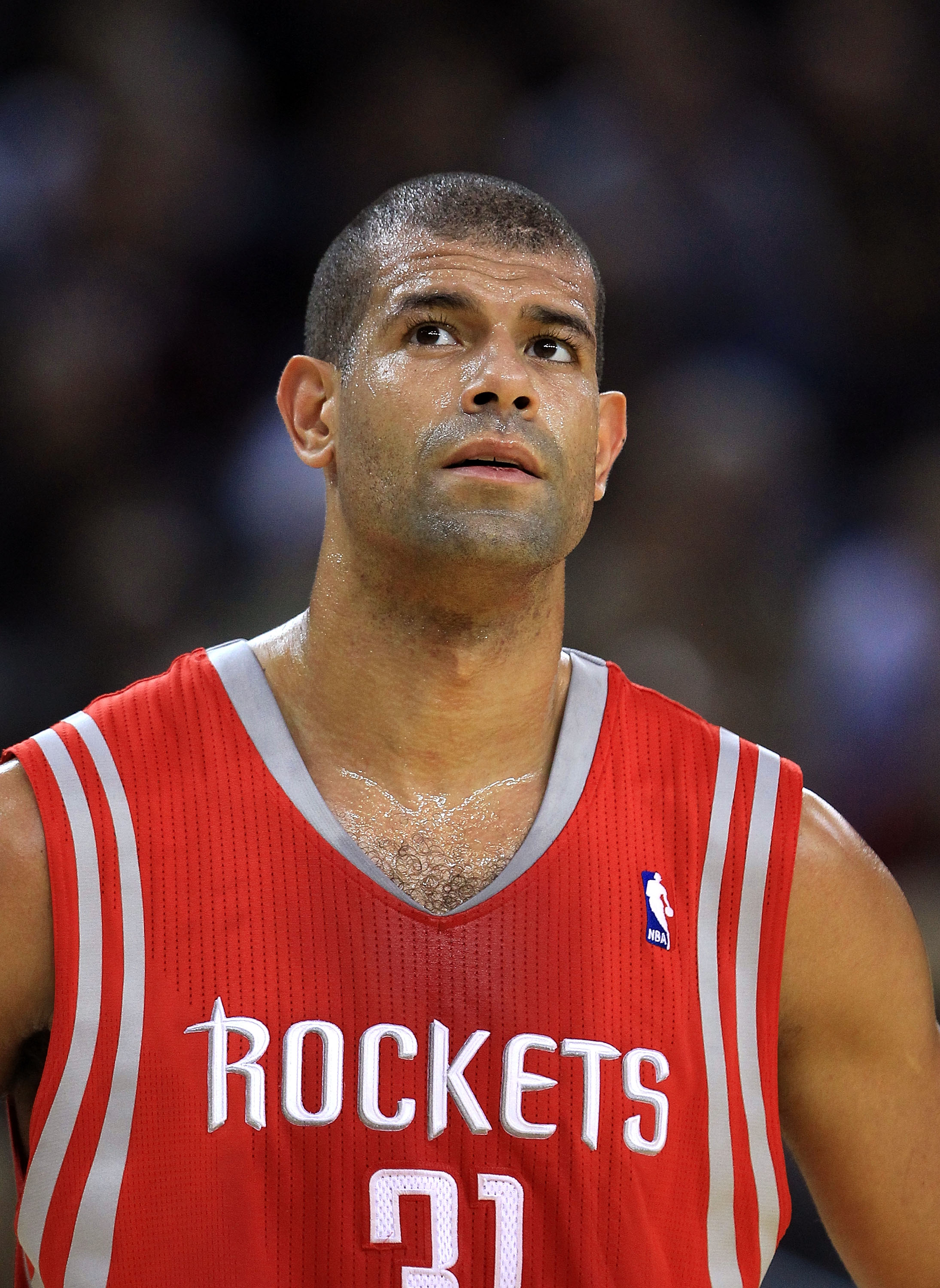 OAKLAND, CA - DECEMBER 20:  Shane Battier #31 of the Houston Rockets in action against the Golden State Warriors at Oracle Arena on December 20, 2010 in Oakland, California. NOTE TO USER: User expressly acknowledges and agrees that, by downloading and or