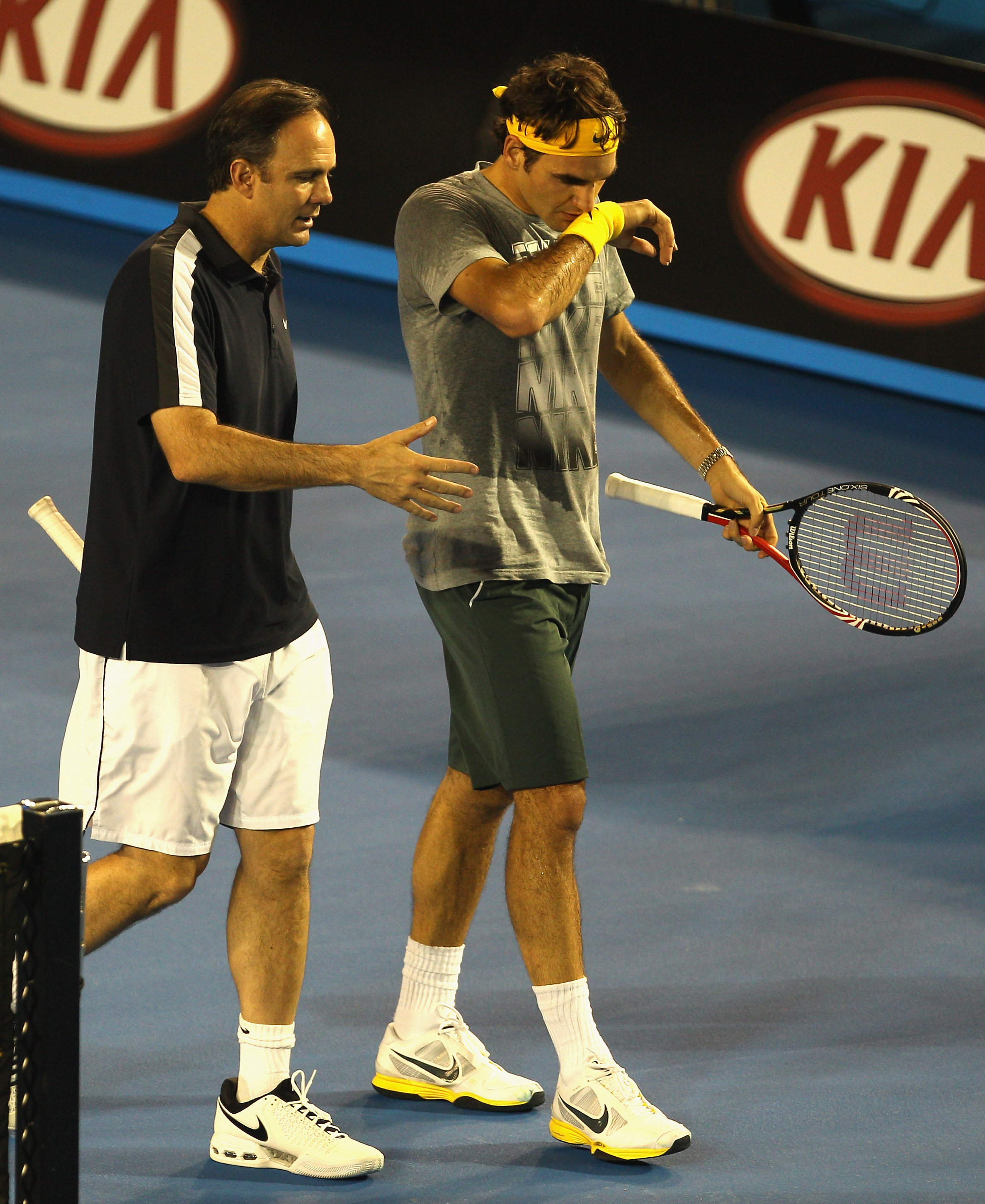 Paul Annacone has one job, get Roger Federer to 20.