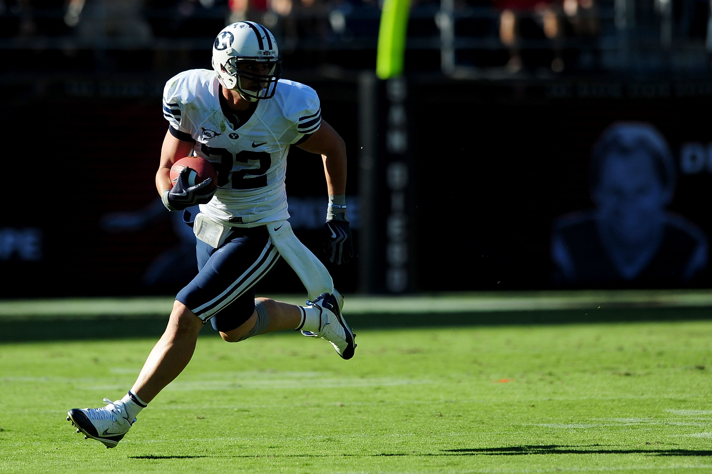Brigham Young Safety Andrew Rich