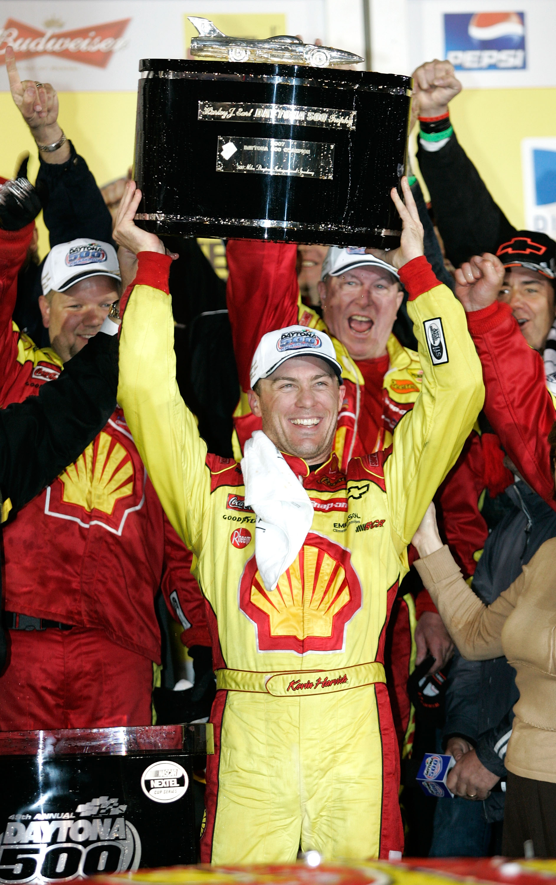 Kevin Harvick has come into his own as one of the best restrictor plate racers in NASCAR.
