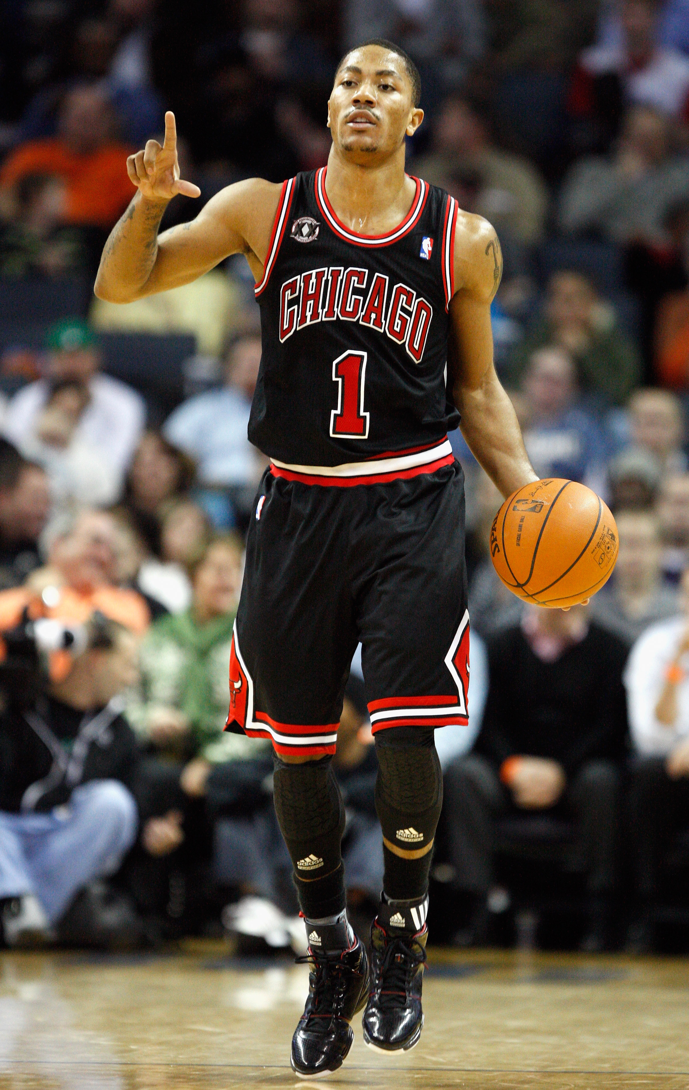 5d574fbd431 Derrick Rose  10 Reasons He Is the Greatest Chicago Bulls Point ...
