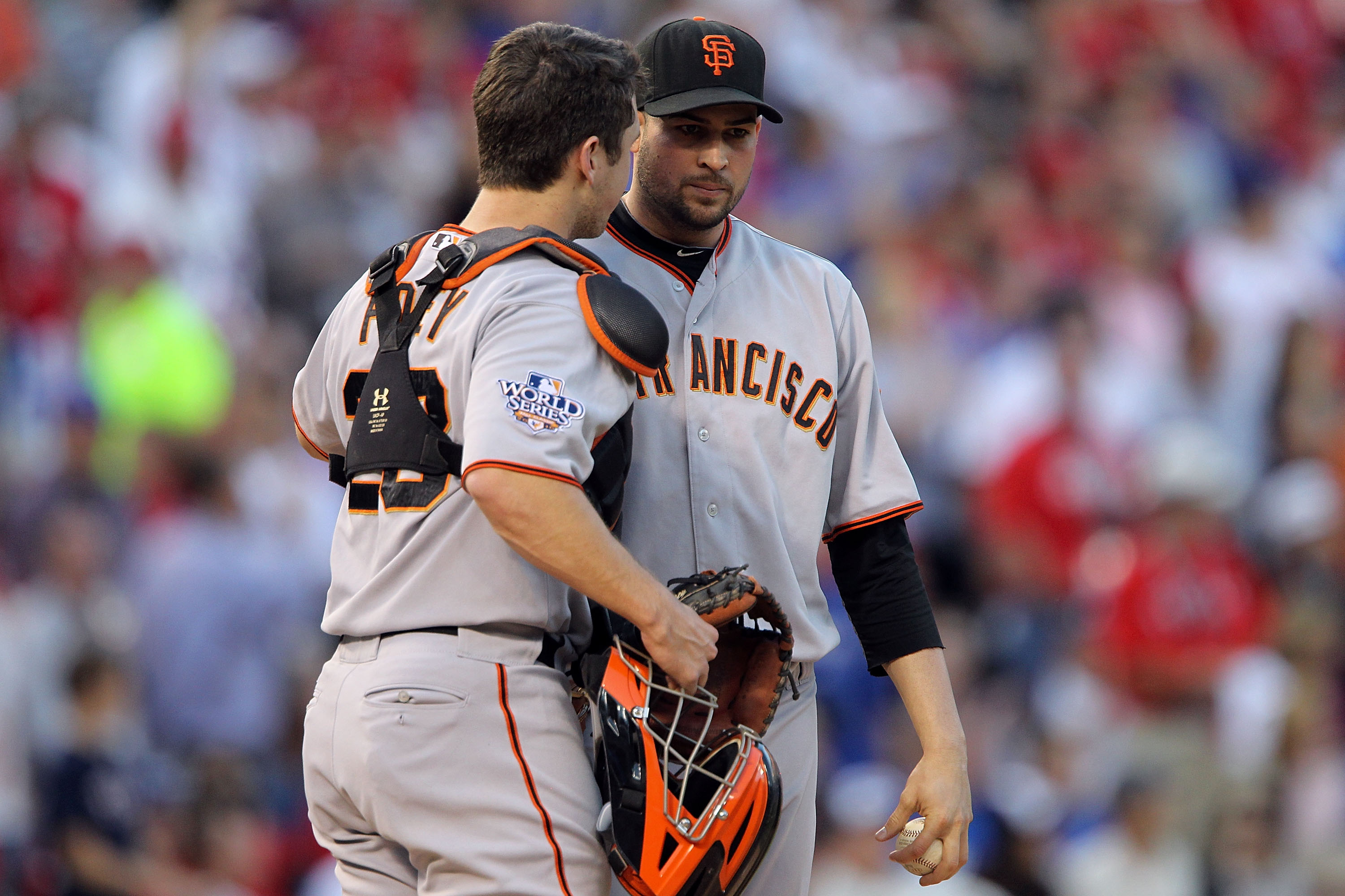 9e43689146dc0 San Francisco Giants  10 Bold Predictions for Buster Posey s 2011 ...