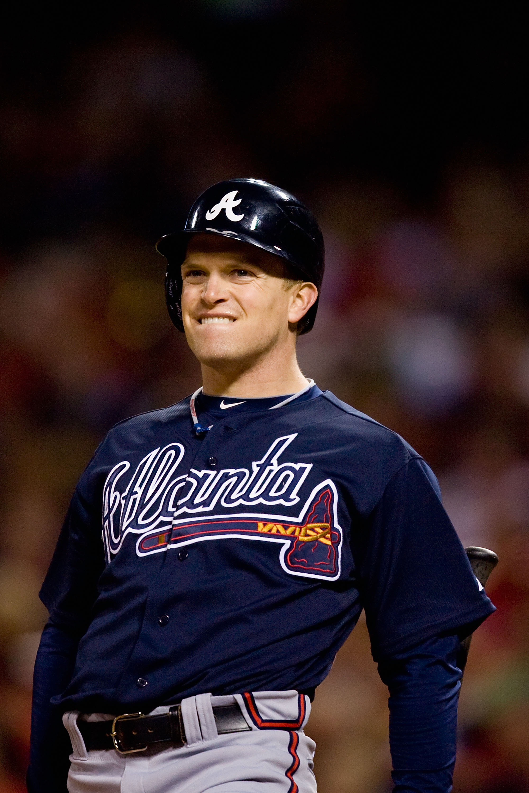 Nate McClouth had a breakout season in 2008.  He hasn't done much since