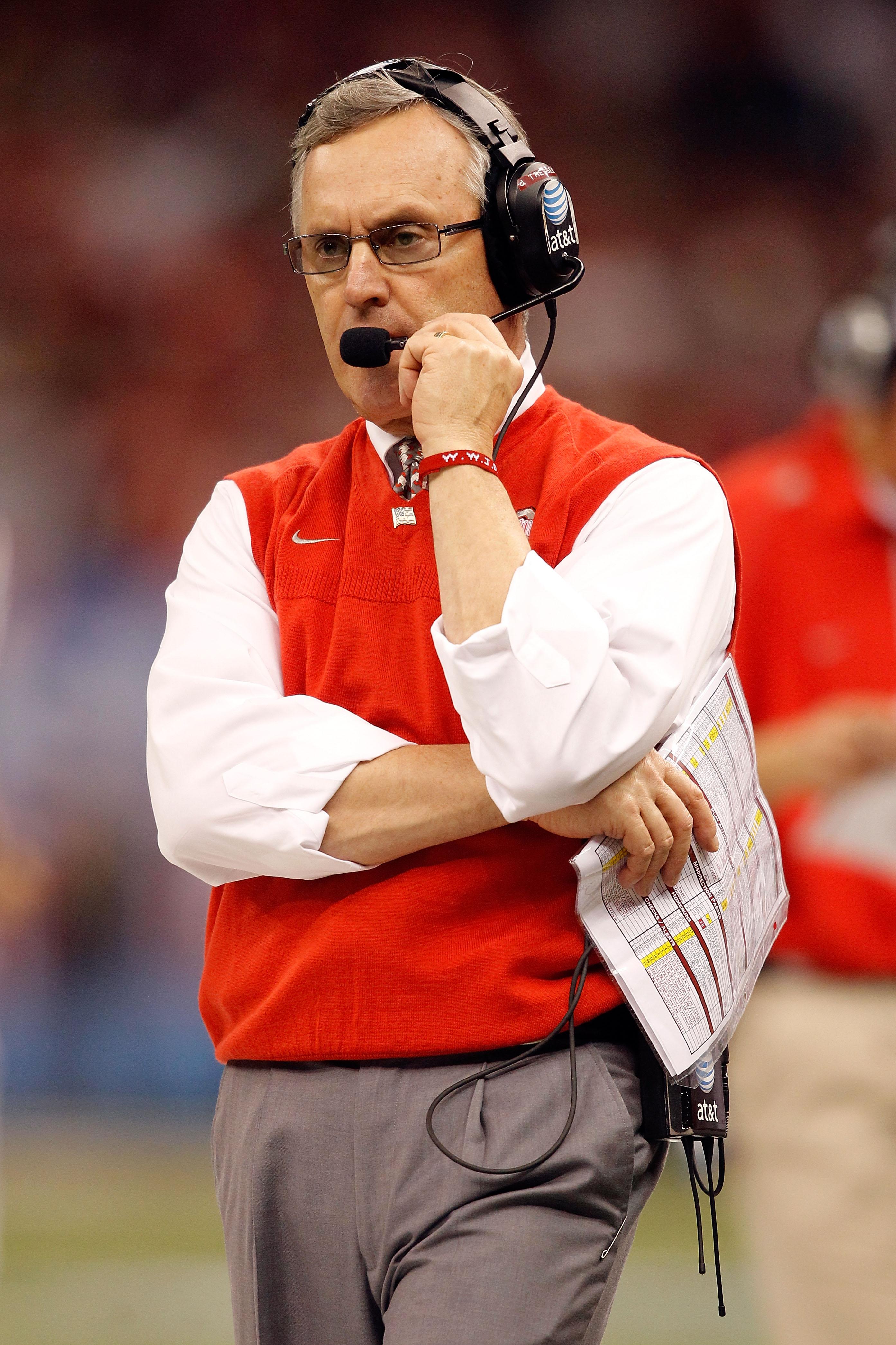Big Ten Football: The Best Coaches Since 1993   Bleacher ...