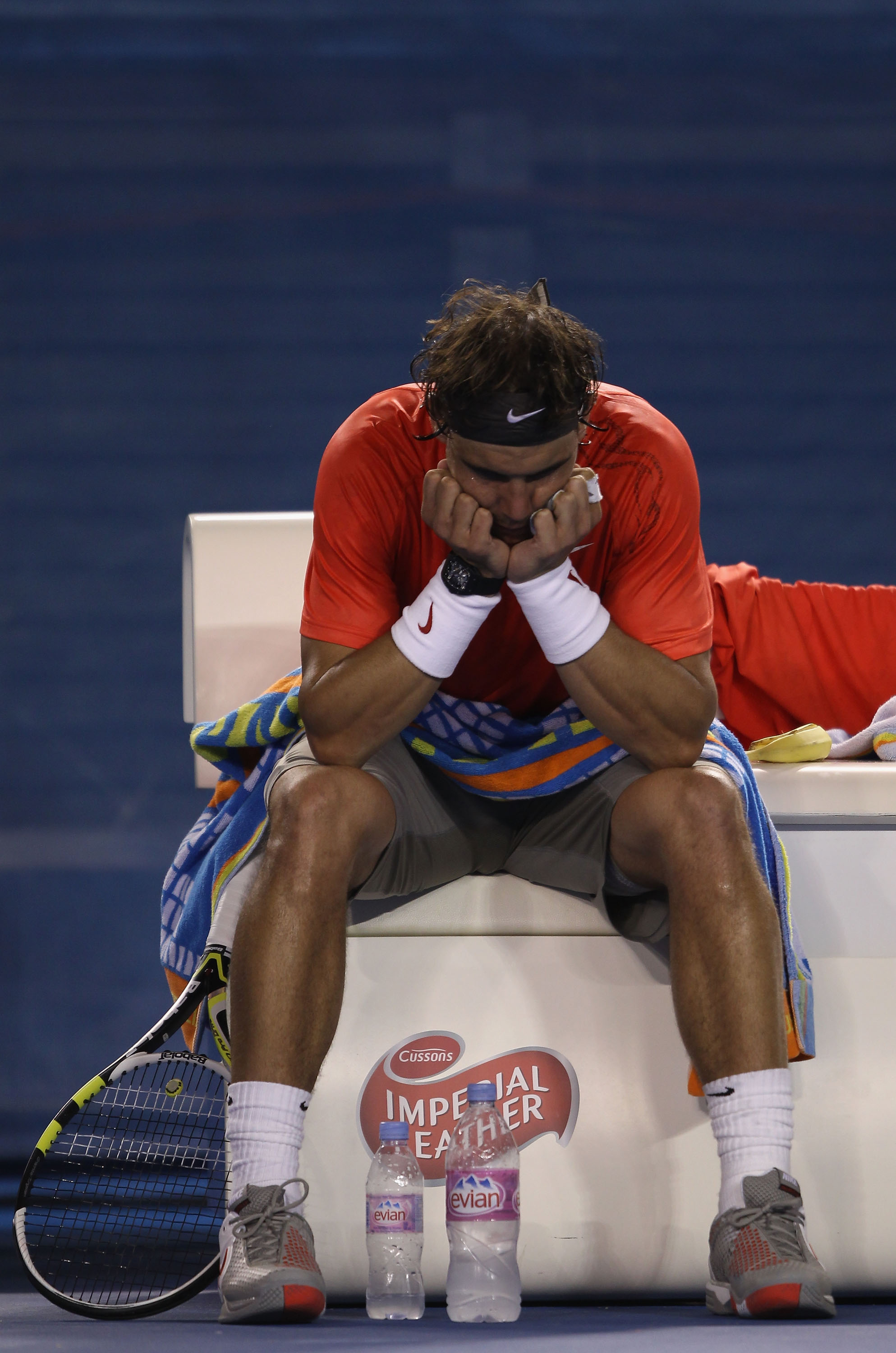Rafael Nadal Loses Grading The Top 10 Men And Women At The 2011 Australian Open Bleacher Report Latest News Videos And Highlights