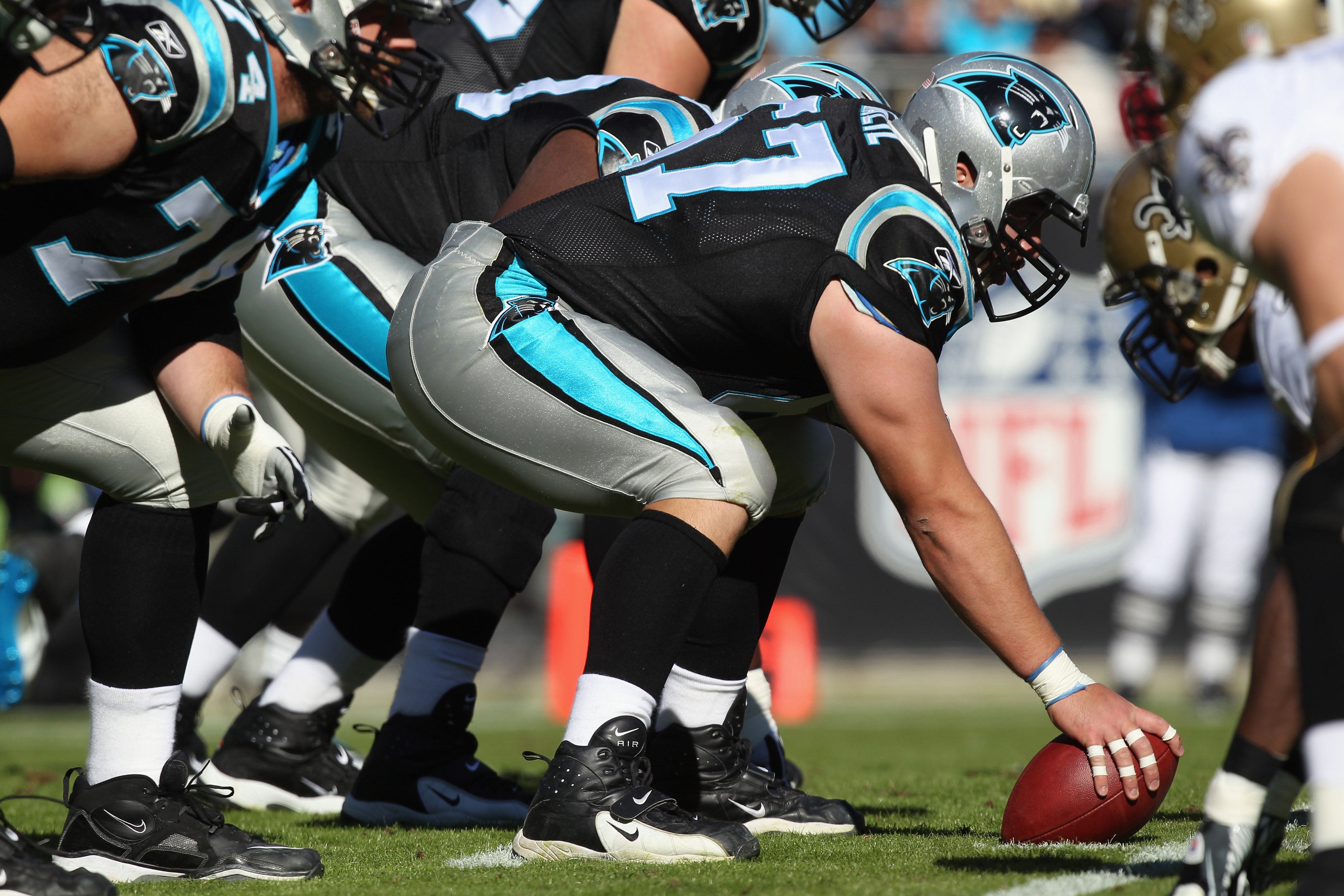 Ryan Kalil may be the best player on a bad Panthers' team.
