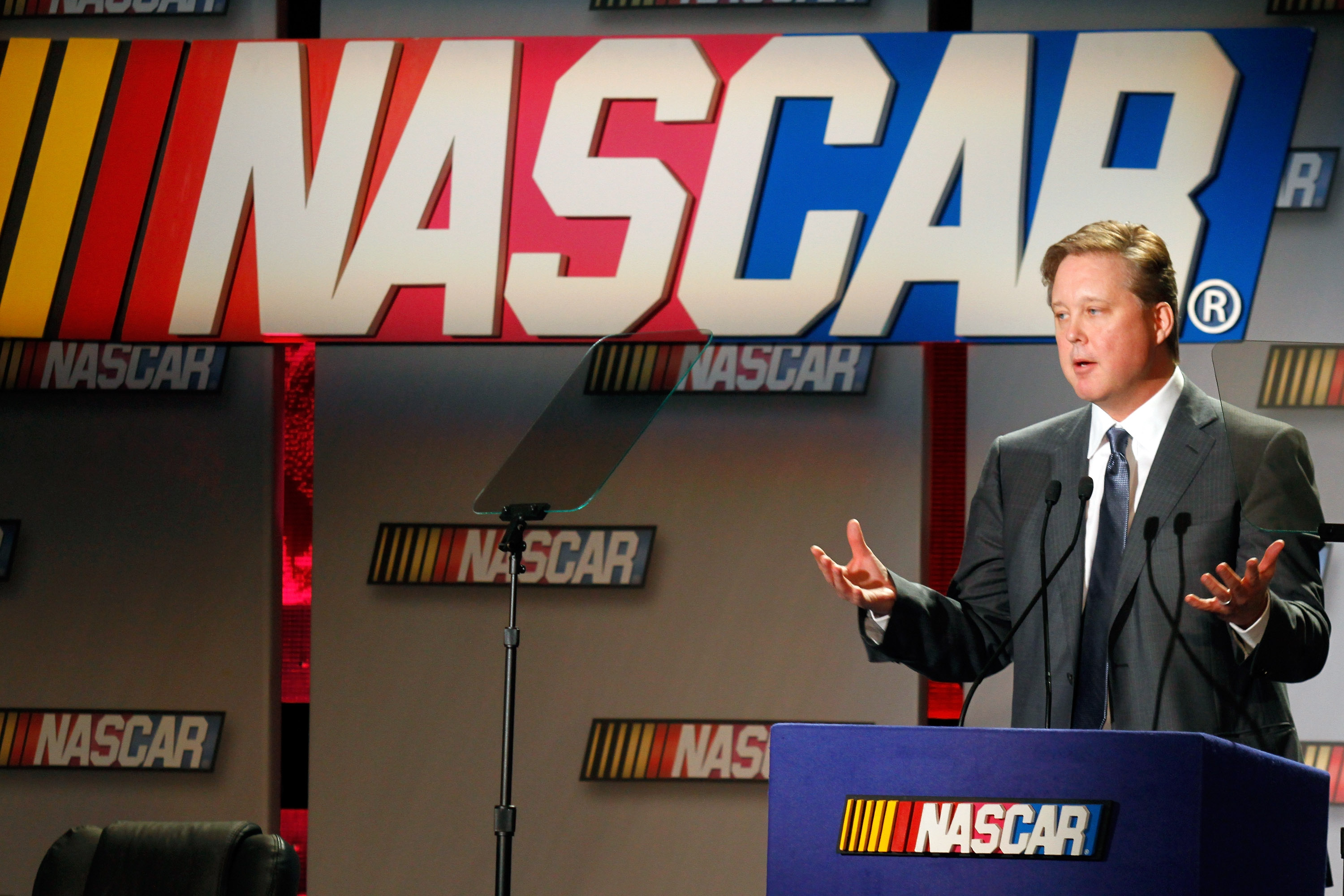 If Brian France could make some difficult changes in the short-term, NASCAR would be vastly improved in the long run.