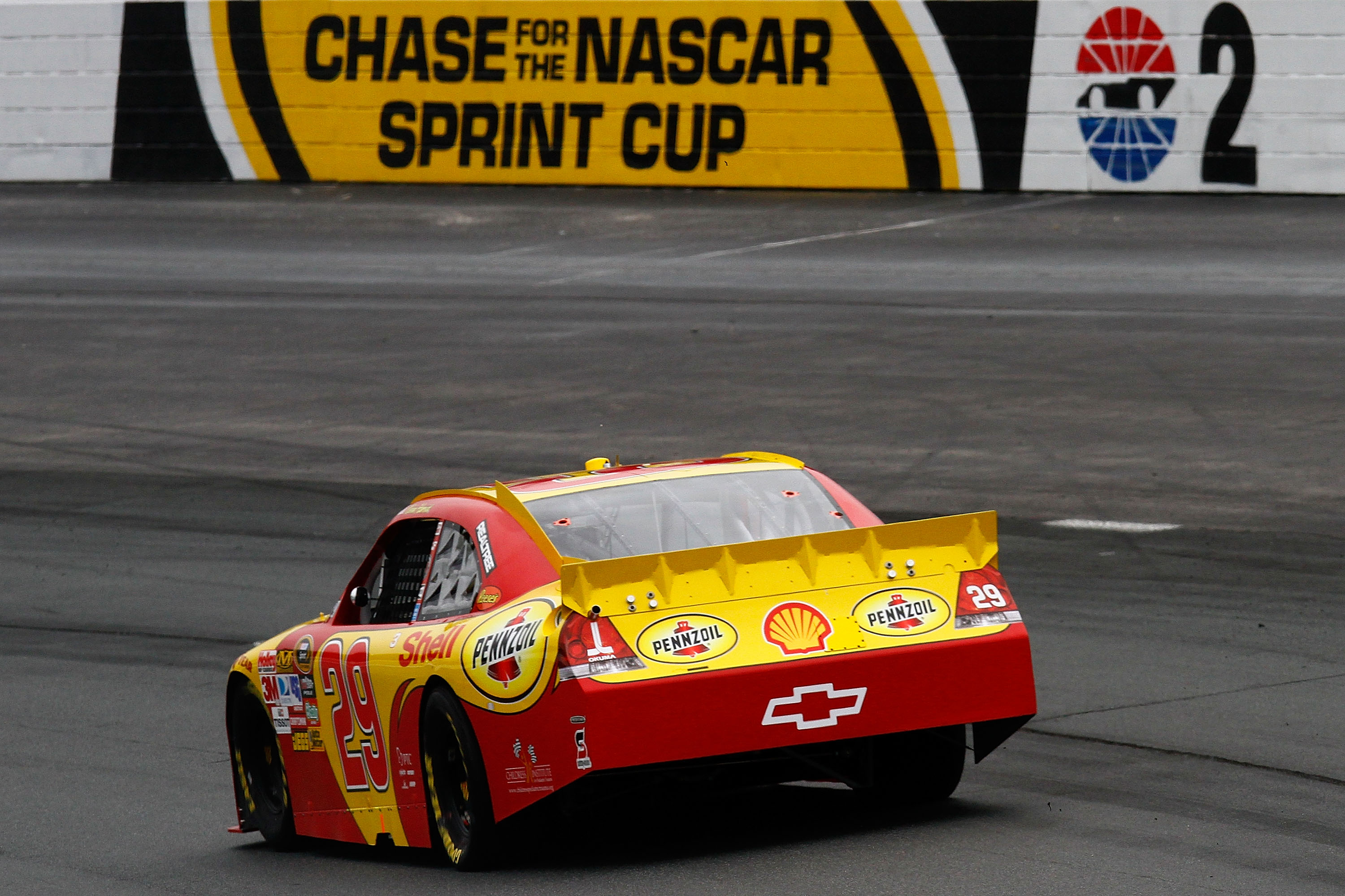 Say so long to the 2011 Chase for the Sprint Cup, and say hello to the 2011 Sprint Cup Series Championship Runoffs!