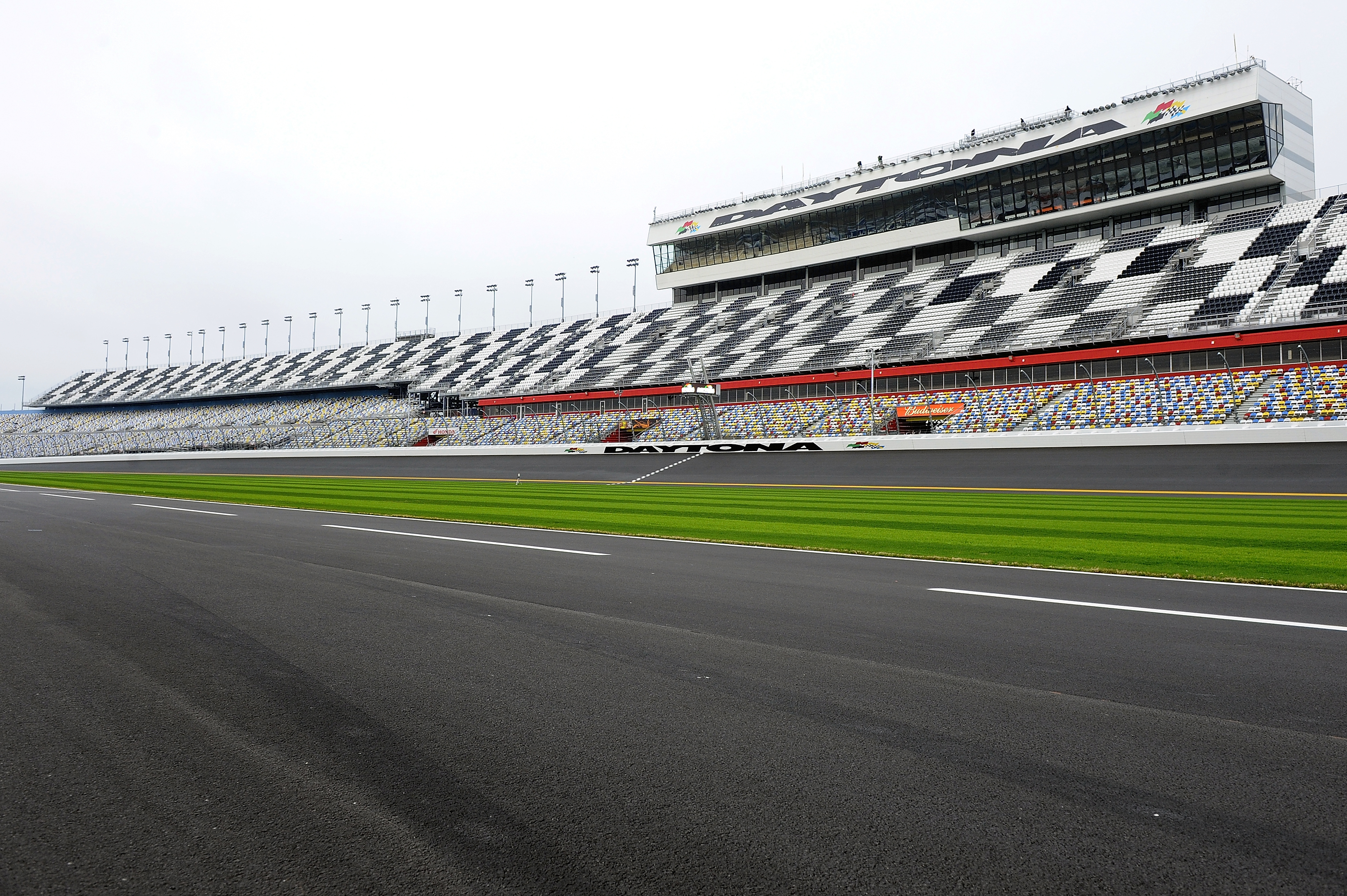 Daytona: the venue that should determine who walks away with the Sprint Cup Championship.