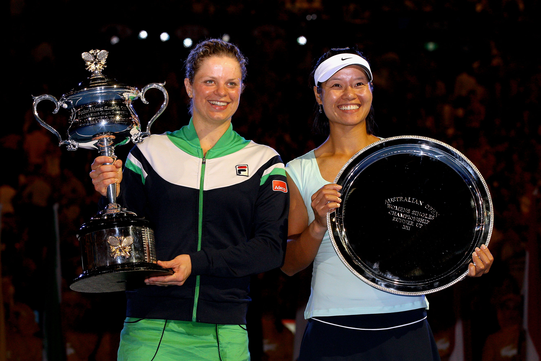 Australian Open Final Where Does Kim Clijsters Victory