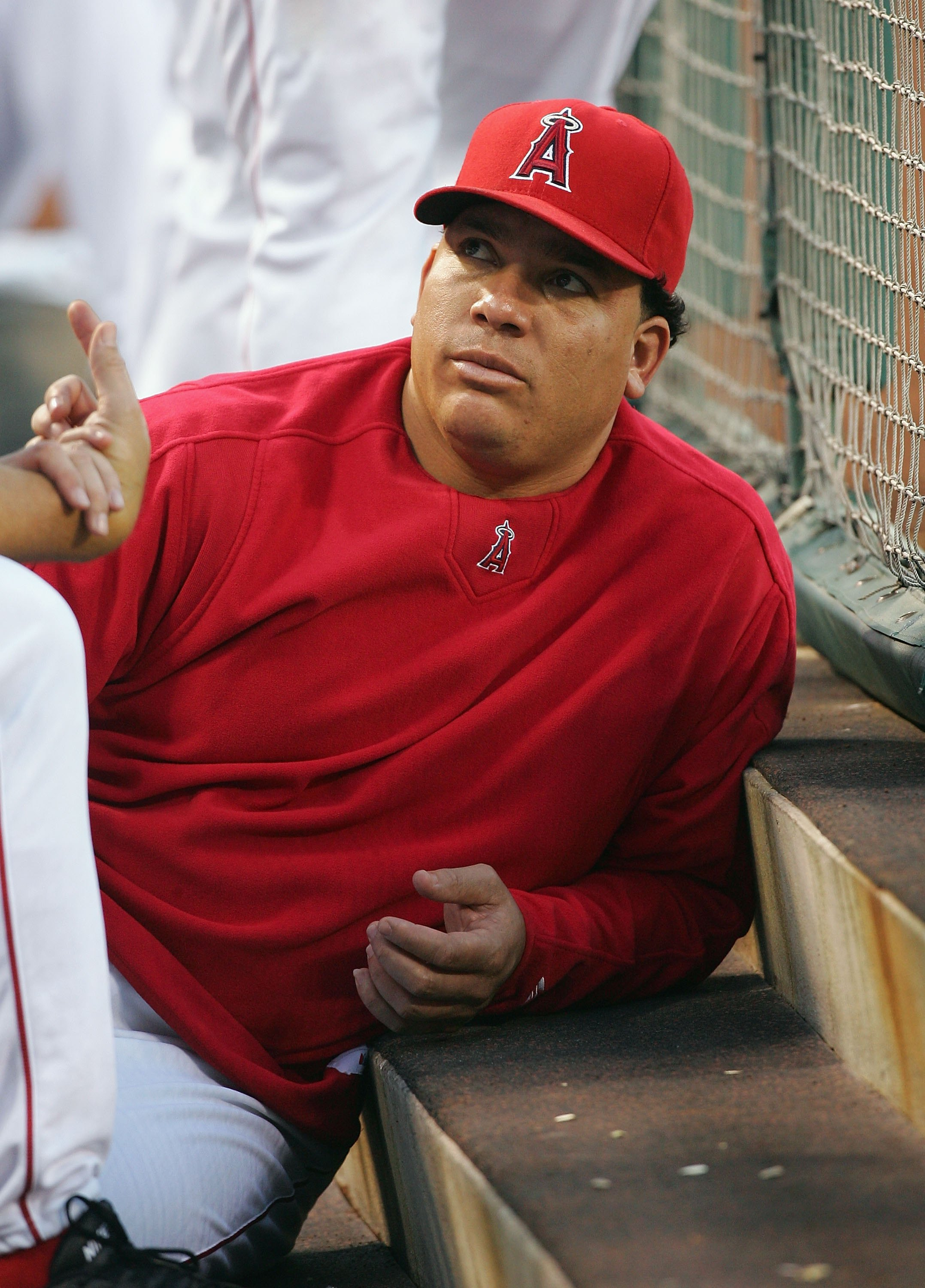 Bartolo Colon won the 2005 AL Cy Young Award with the Angels