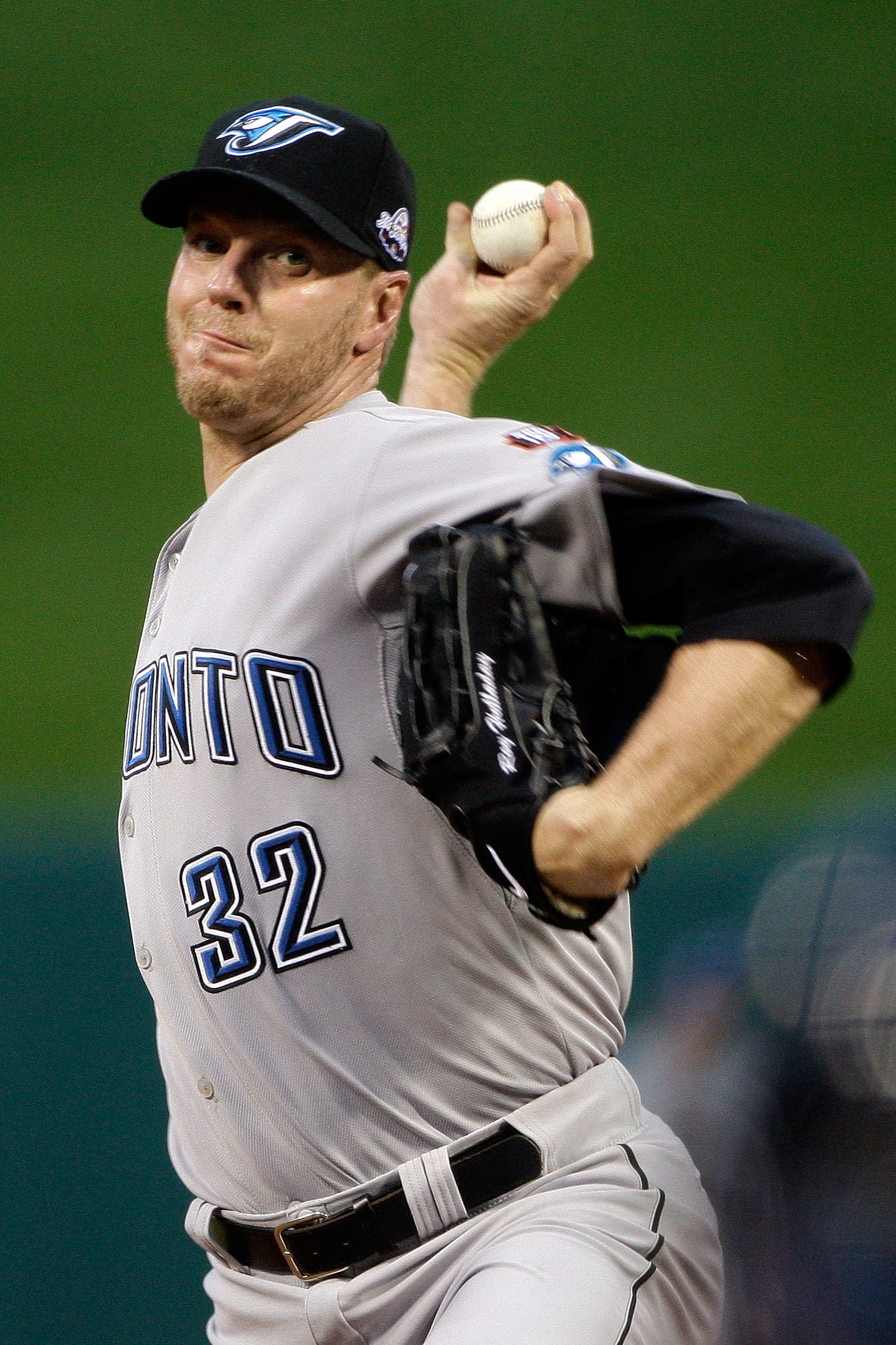 ST LOUIS, MO - JULY 14:  American League All-Star Roy Halladay of the Toronto Blue Jays pitches during the 2009 MLB All-Star Game at Busch Stadium on July 14, 2009 in St Louis, Missouri.  (Photo by Morry Gash-Pool/Getty Images)