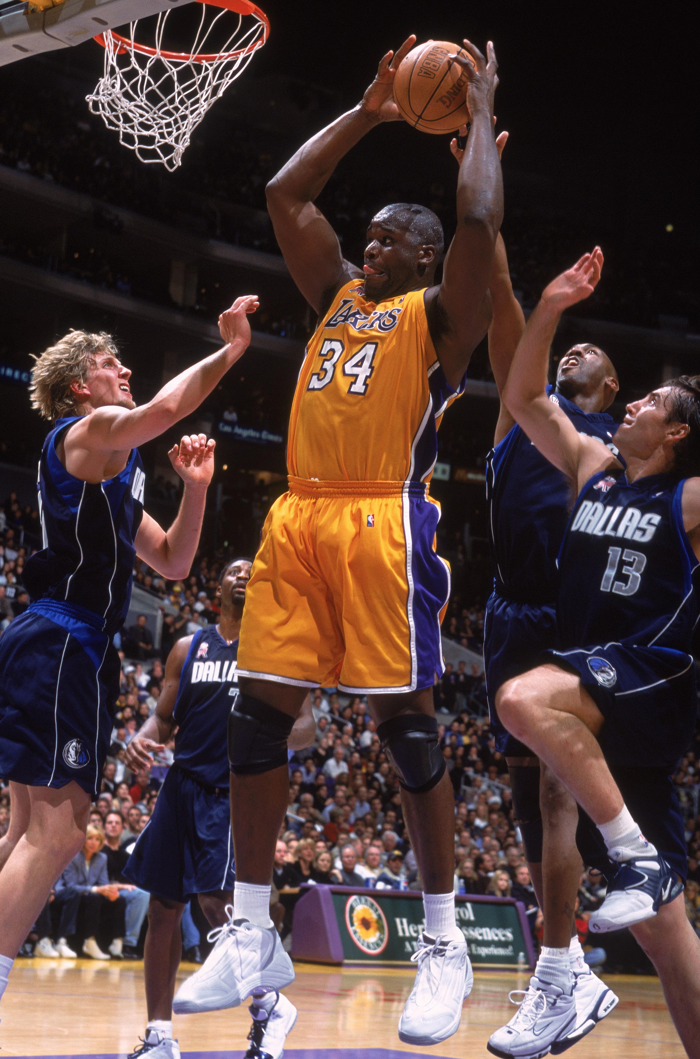 NBA Legends: Shaq's 17 Greatest Games | Bleacher Report