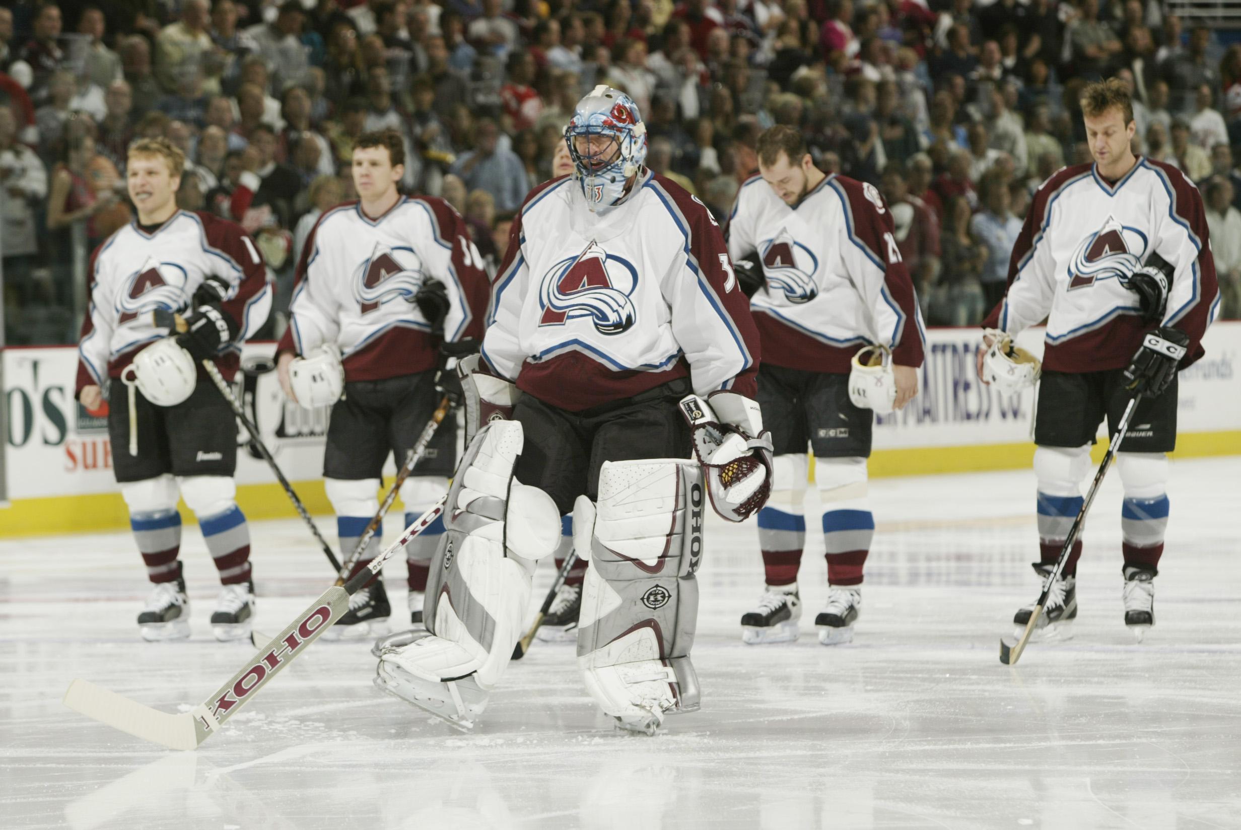 Colorado Avalanche, NHL